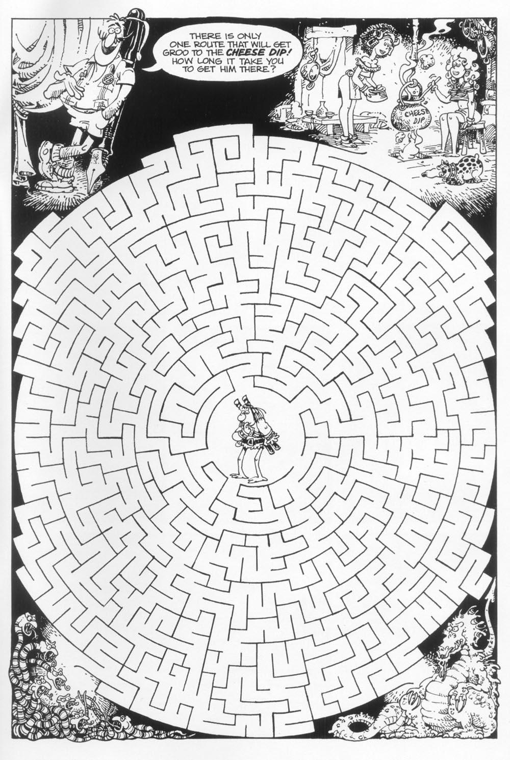 Read online Sergio Aragonés Groo the Wanderer comic -  Issue #102 - 30