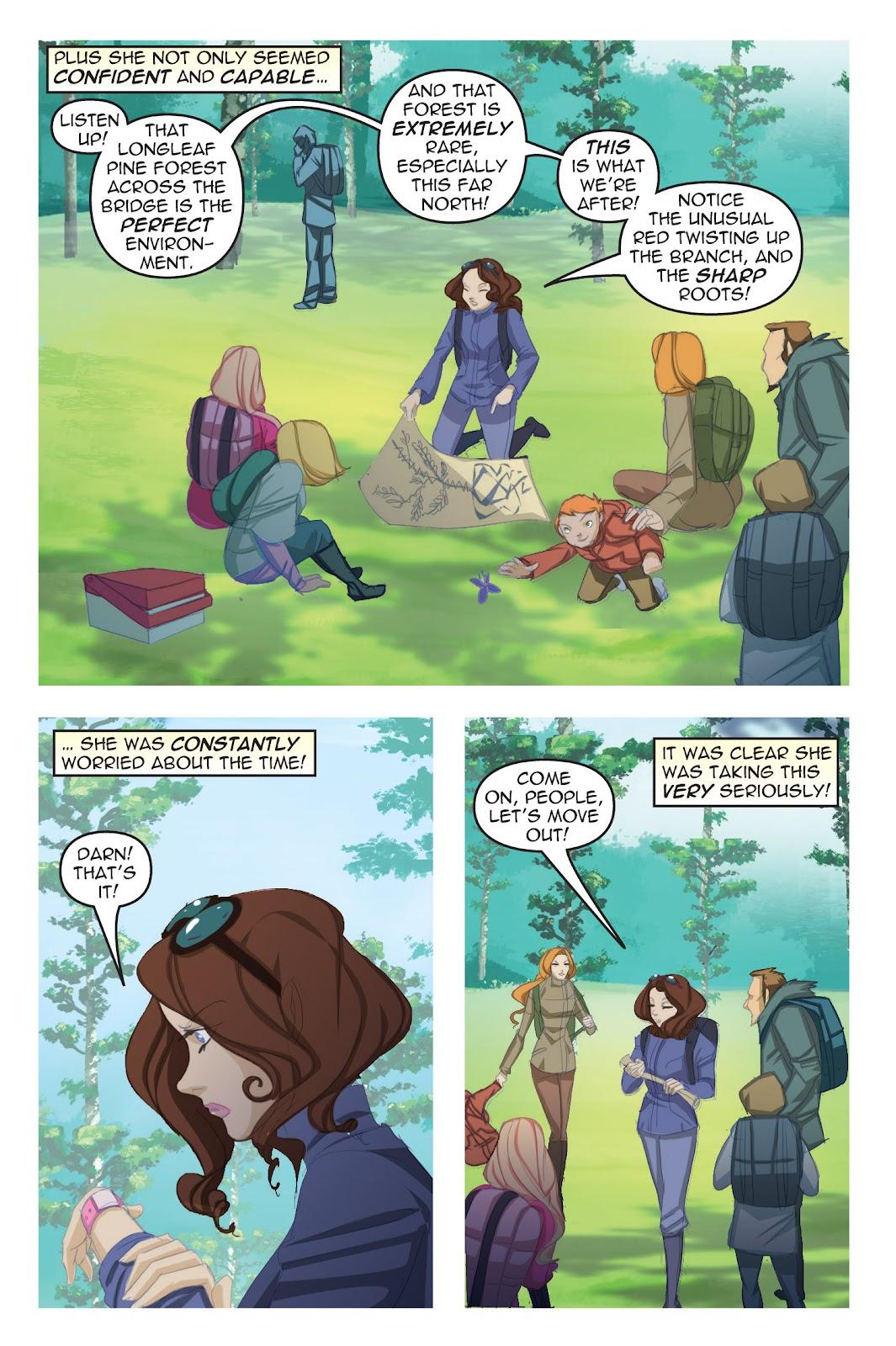 Read online Nancy Drew comic -  Issue #19 - 17