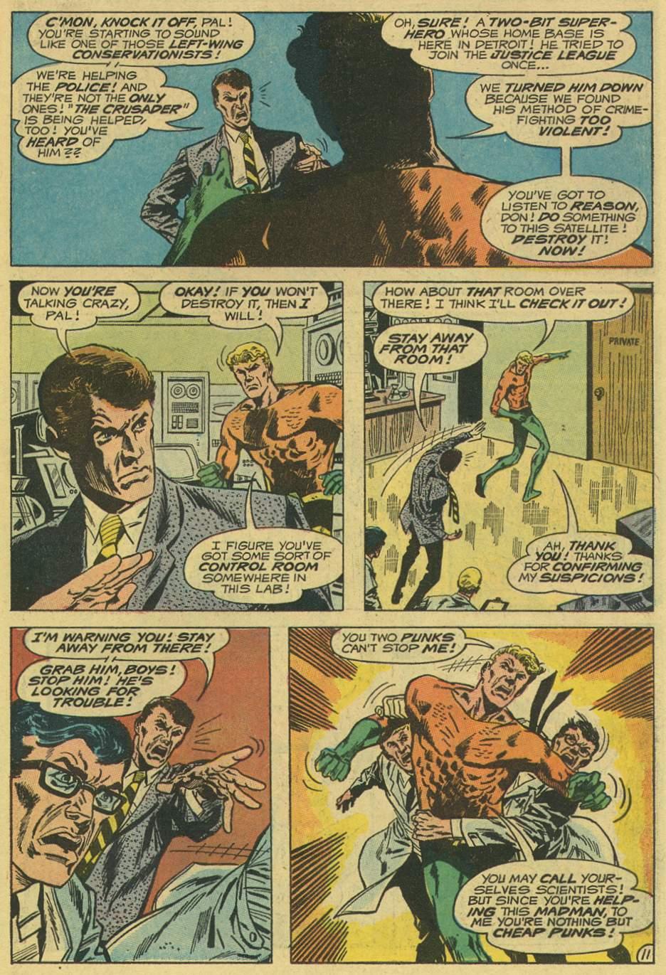 Read online Aquaman (1962) comic -  Issue #56 - 15