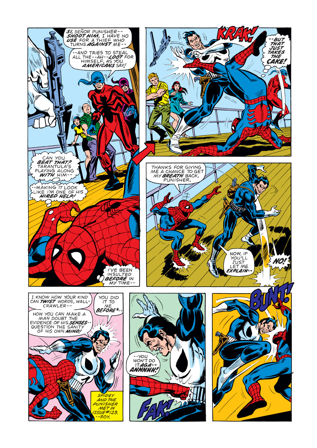 The Amazing Spider-Man (1963) 135 Page 2