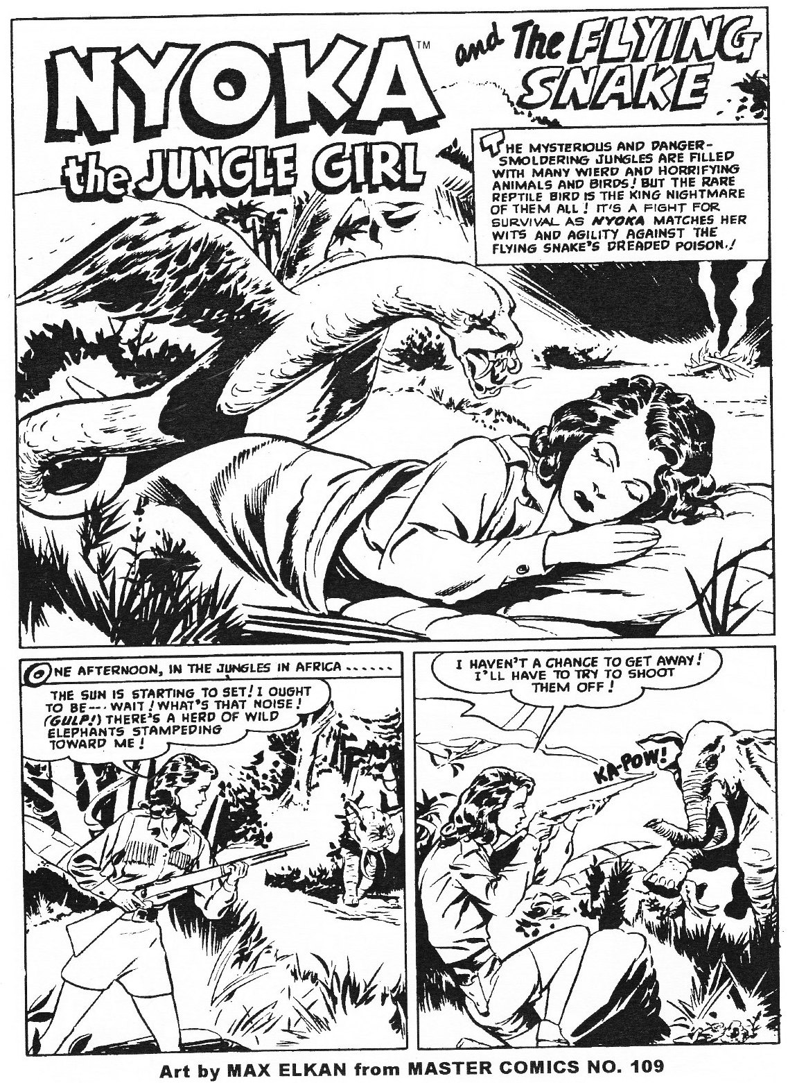Read online Men of Mystery Comics comic -  Issue #82 - 114