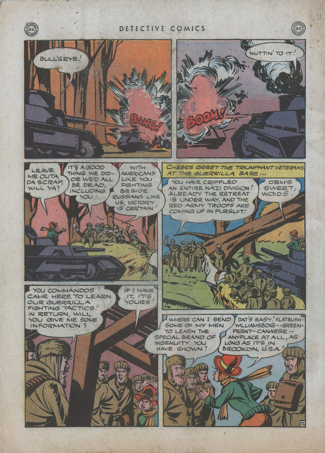 Read online Detective Comics (1937) comic -  Issue #89 - 58