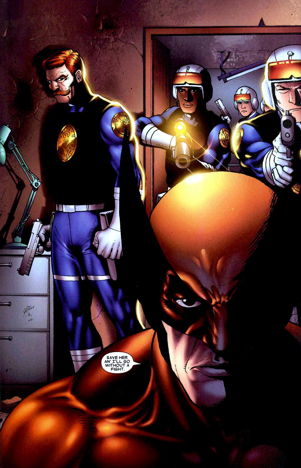 Read online Wolverine: Origins comic -  Issue #10 - 16