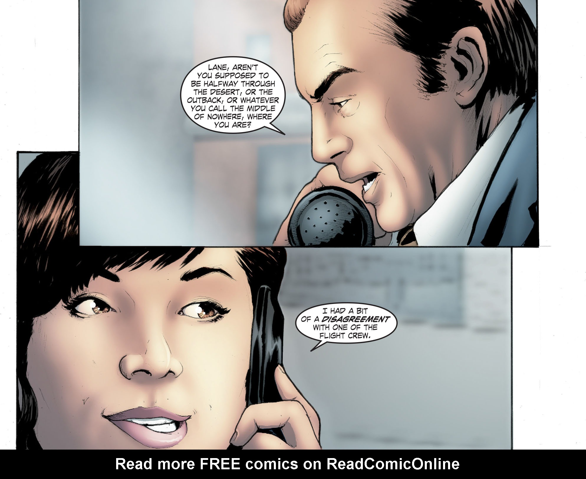 Read online Smallville: Season 11 comic -  Issue #41 - 10