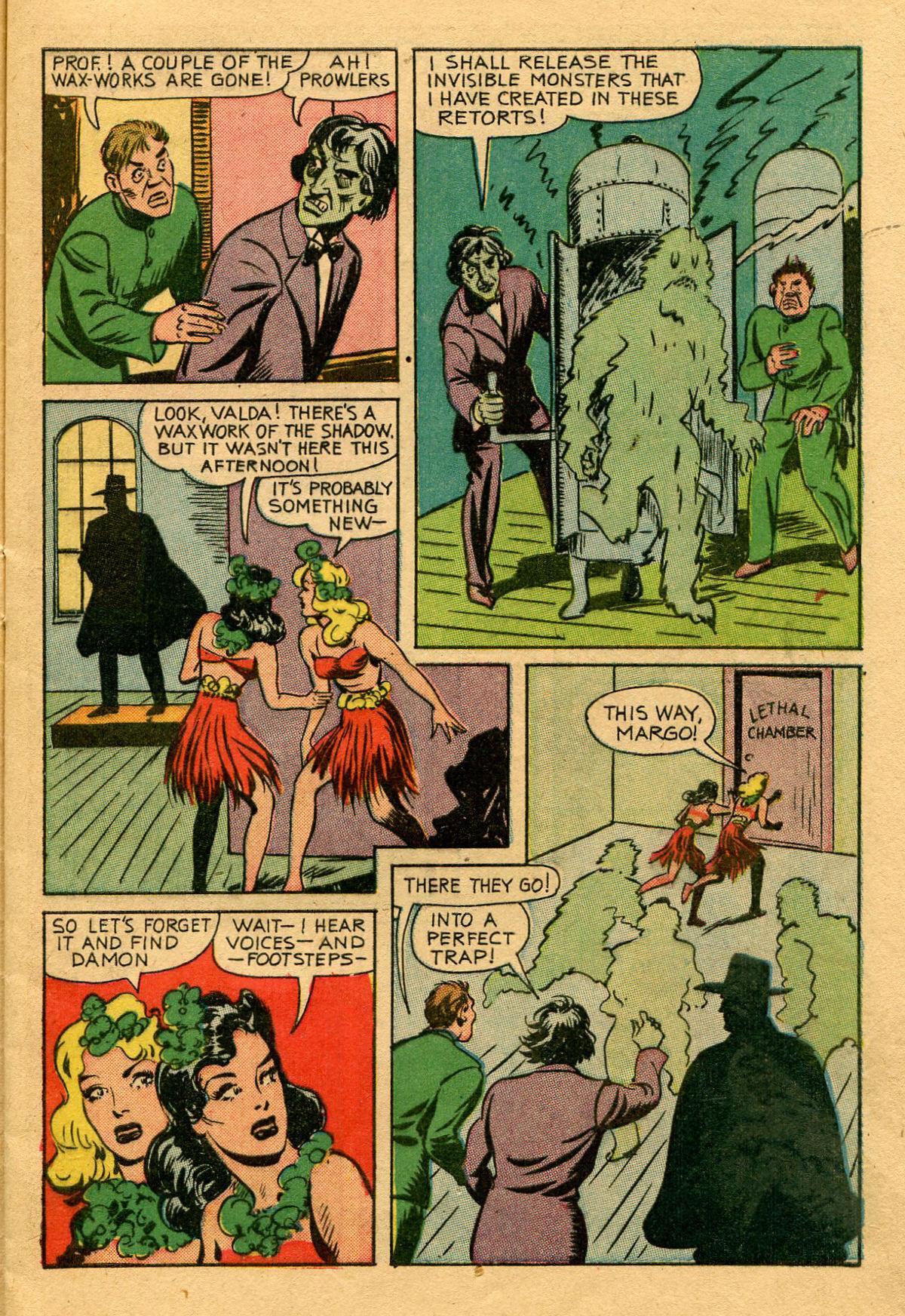 Read online Shadow Comics comic -  Issue #53 - 14