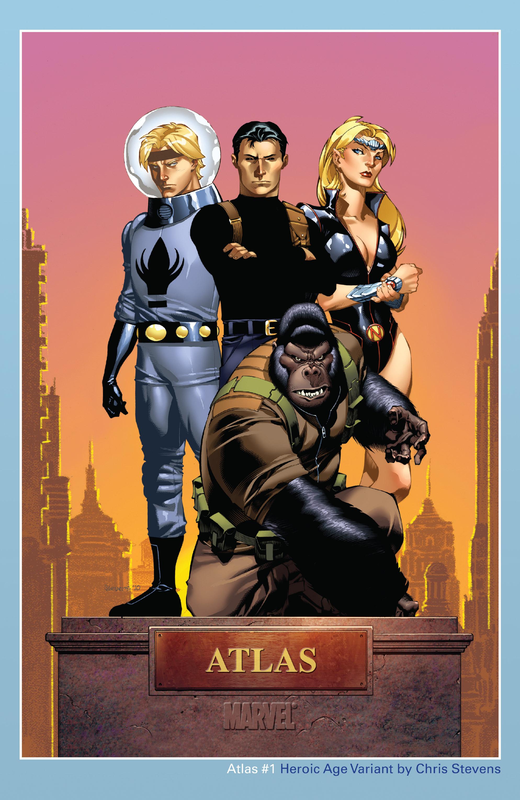 Read online Atlas comic -  Issue #Atlas _TPB - 184