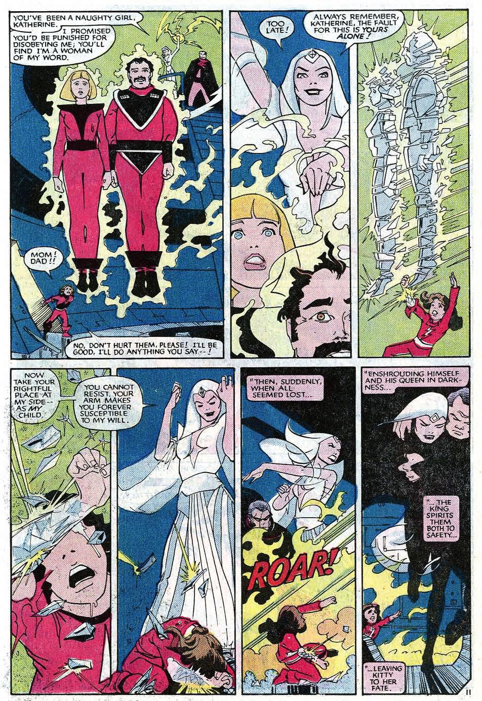 Read online Uncanny X-Men (1963) comic -  Issue # _Annual 8 - 14