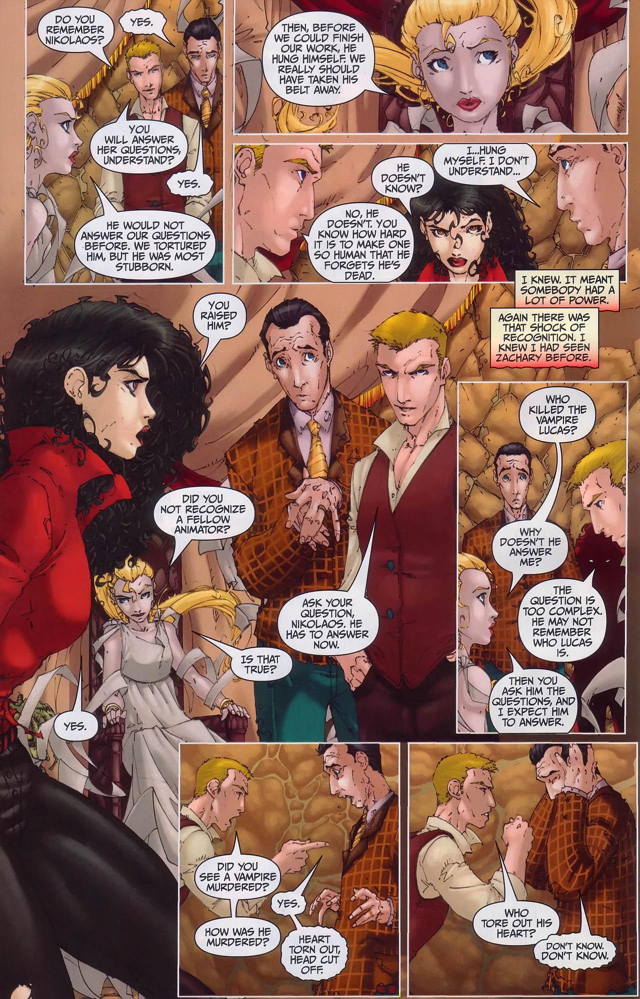Read online Anita Blake, Vampire Hunter: Guilty Pleasures comic -  Issue #3 - 15
