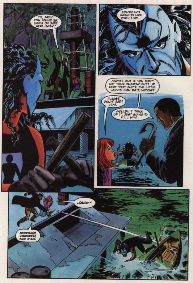 Read online Shadowman (1992) comic -  Issue #36 - 17