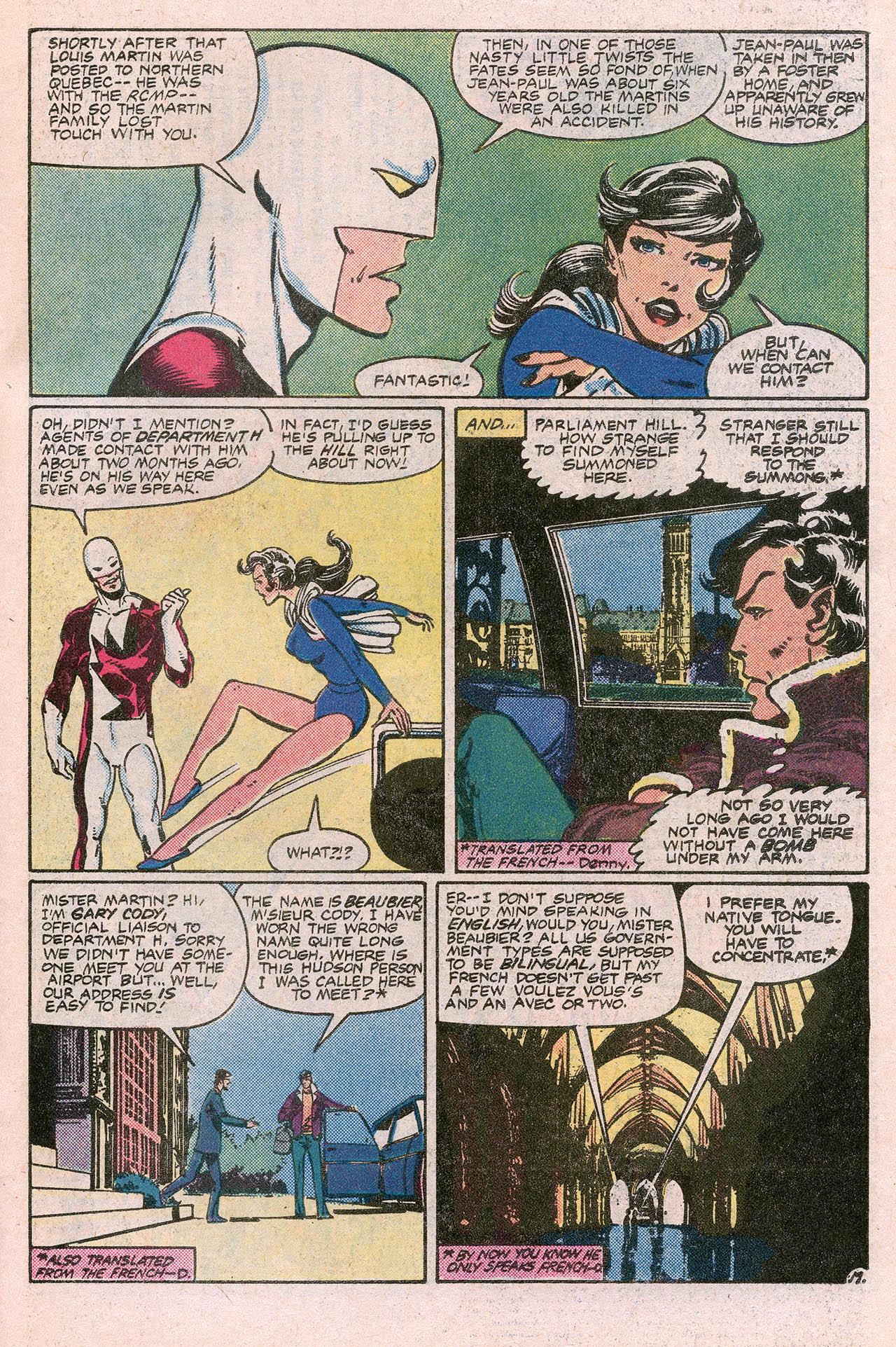 Read online Alpha Flight (1983) comic -  Issue #10 - 27
