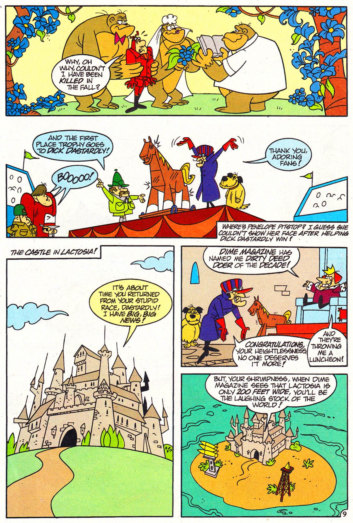Read online Hanna-Barbera Presents comic -  Issue #2 - 28