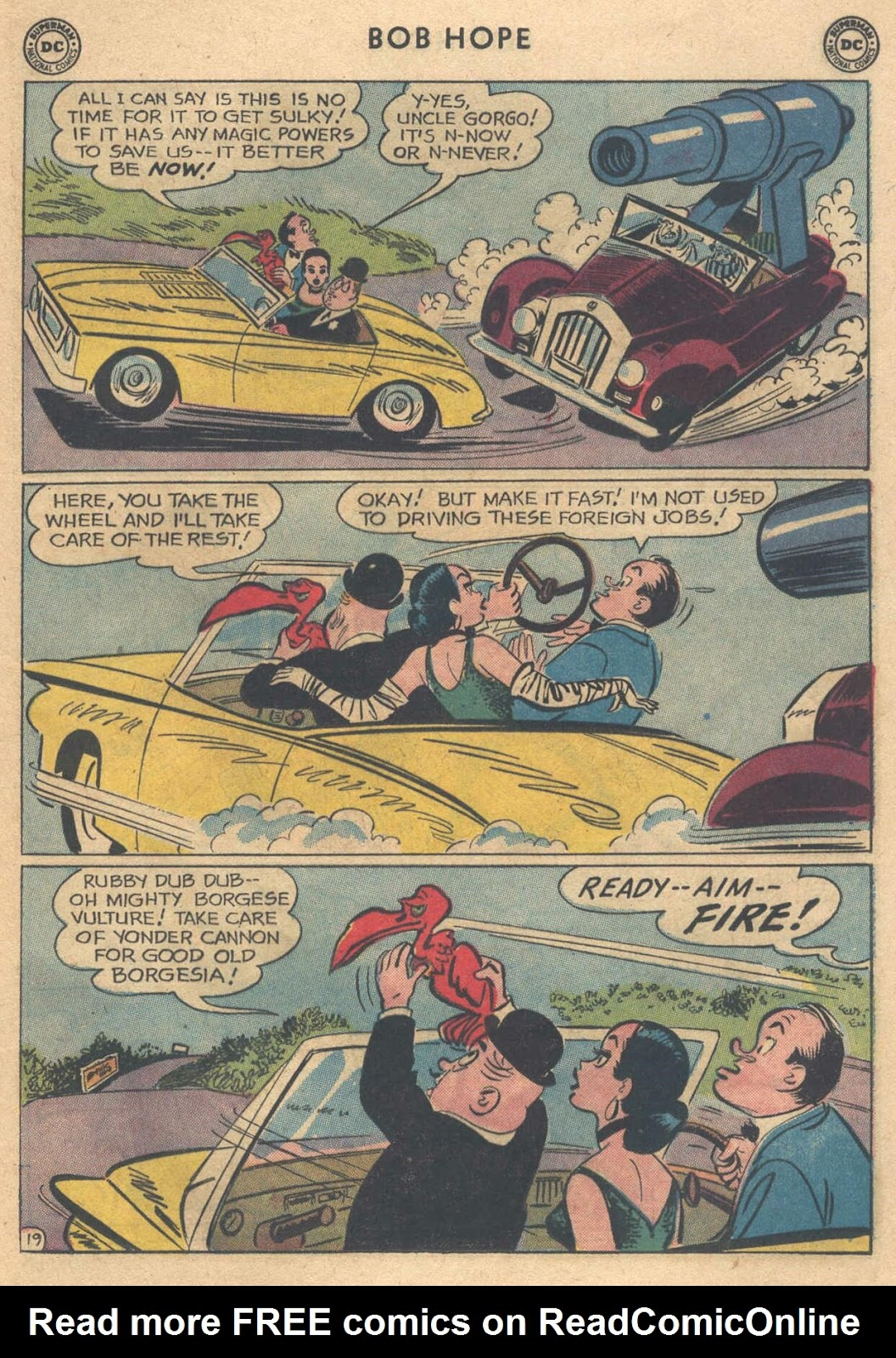 The Adventures of Bob Hope issue 76 - Page 25