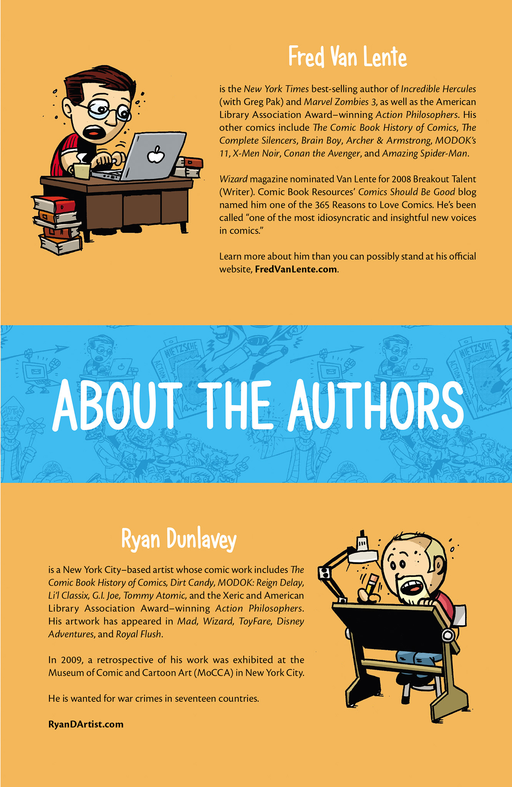 Read online Action Philosophers! comic -  Issue #Action Philosophers! TPB (Part 2) - 178