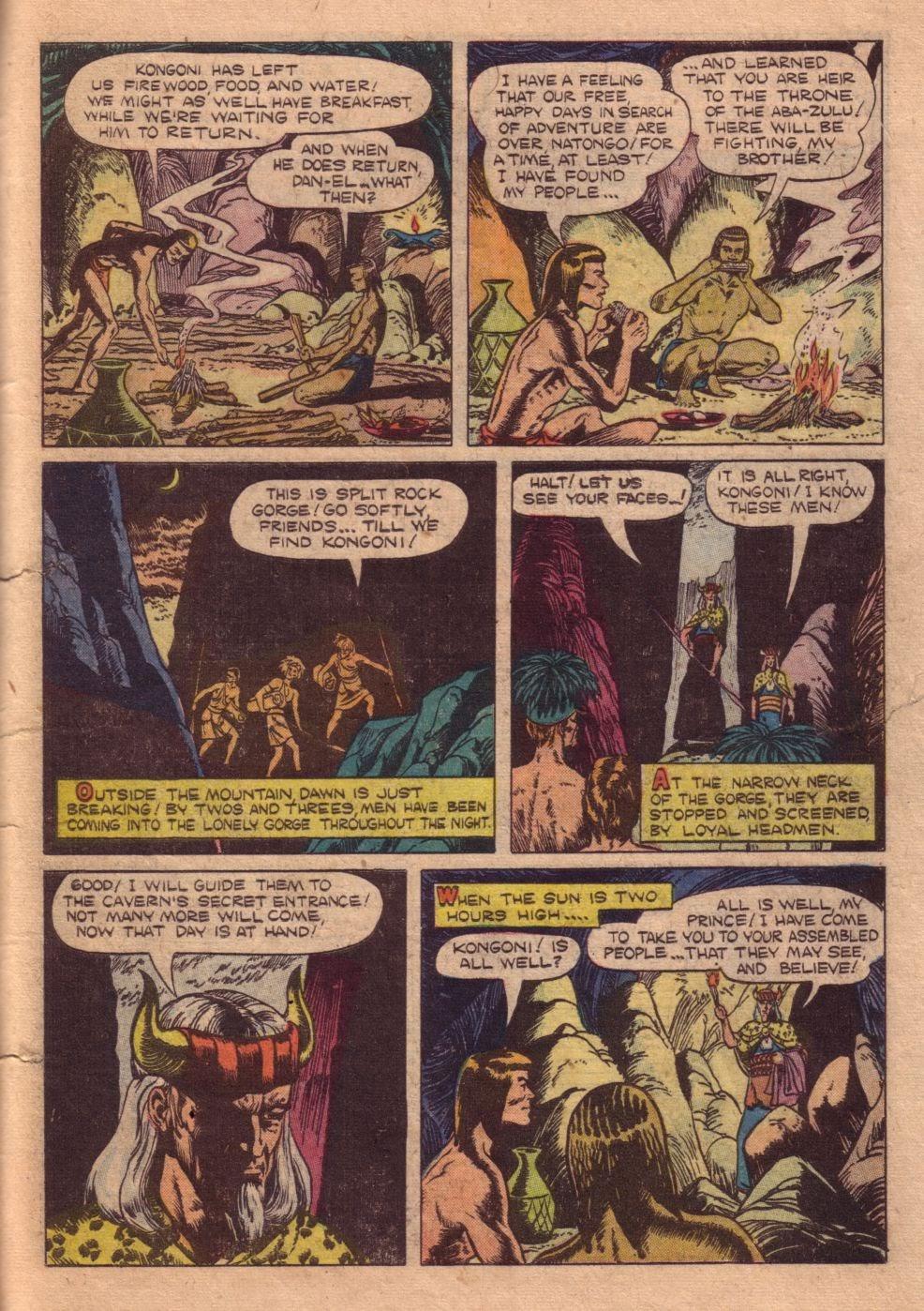 Tarzan (1948) issue 40 - Page 47