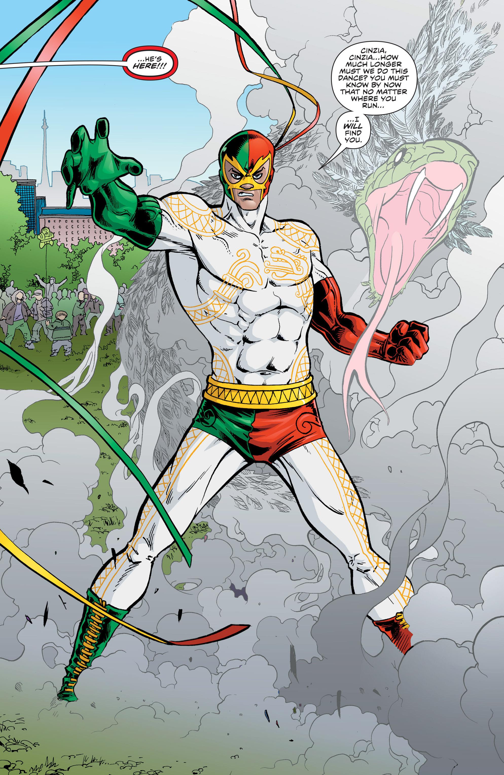 Read online Secret Identities comic -  Issue #4 - 7