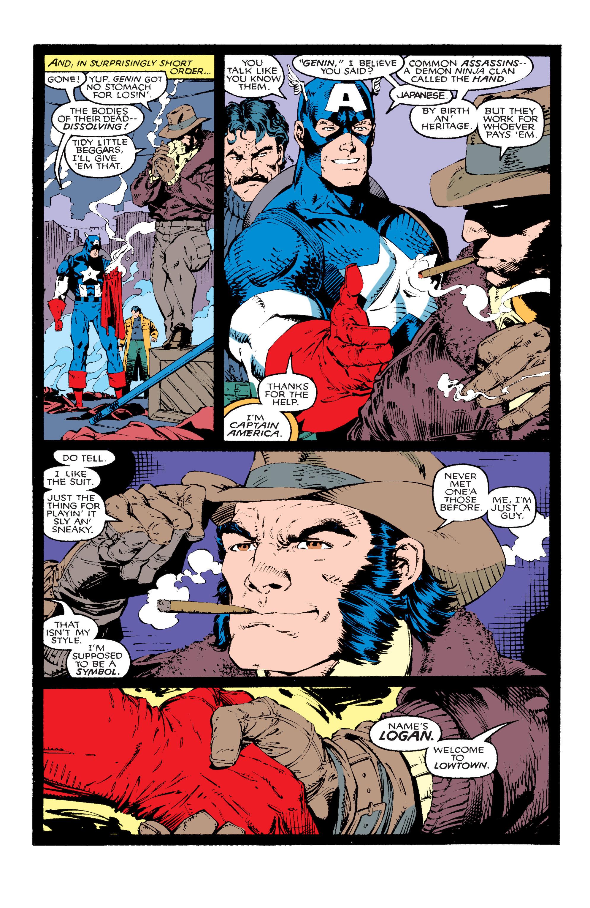 Read online Uncanny X-Men (1963) comic -  Issue #268 - 5