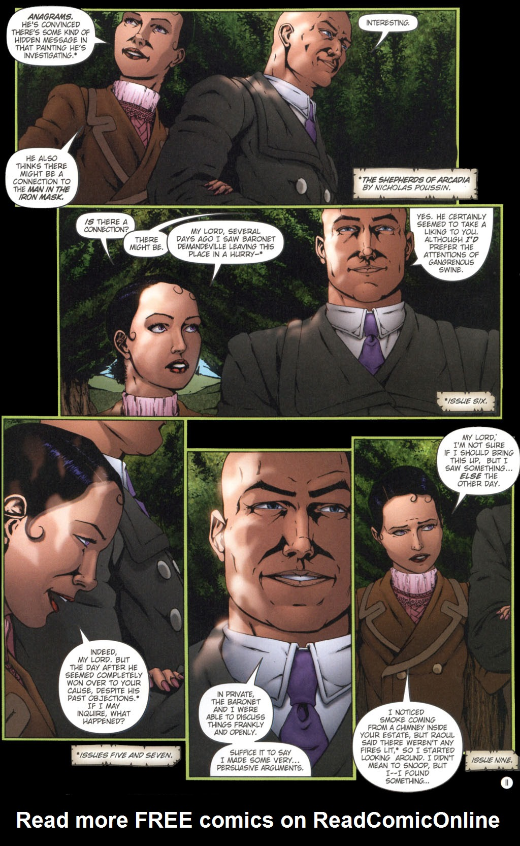 Read online Rex Mundi comic -  Issue #11 - 15