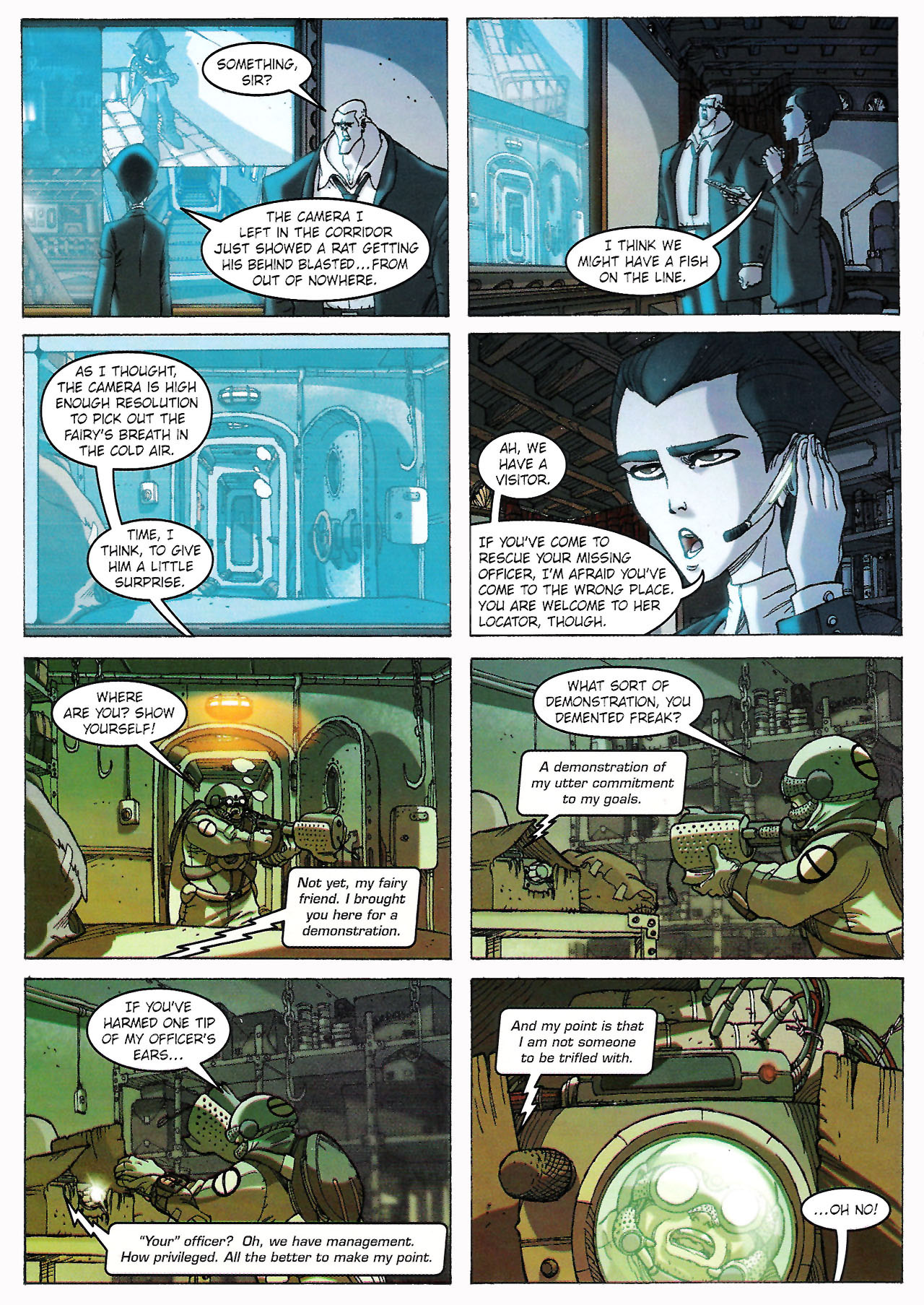 Read online Artemis Fowl: The Graphic Novel comic -  Issue #Artemis Fowl: The Graphic Novel Full - 45