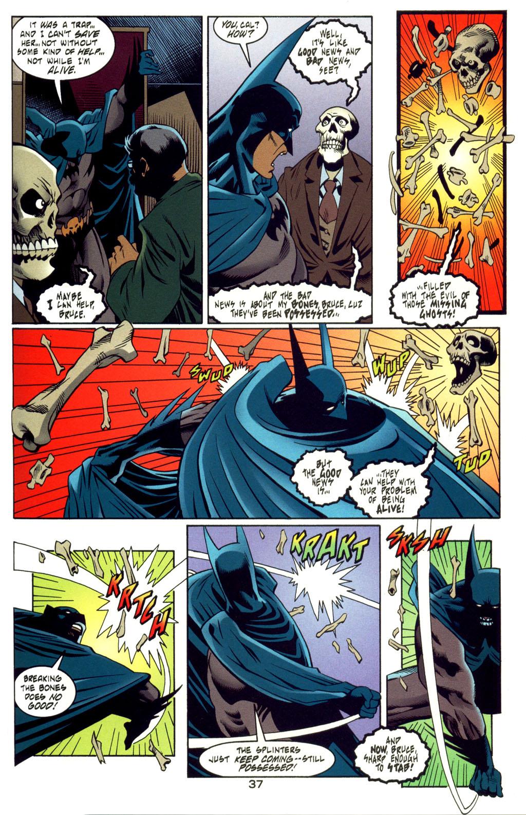 Read online Batman: Haunted Gotham comic -  Issue #4 - 37