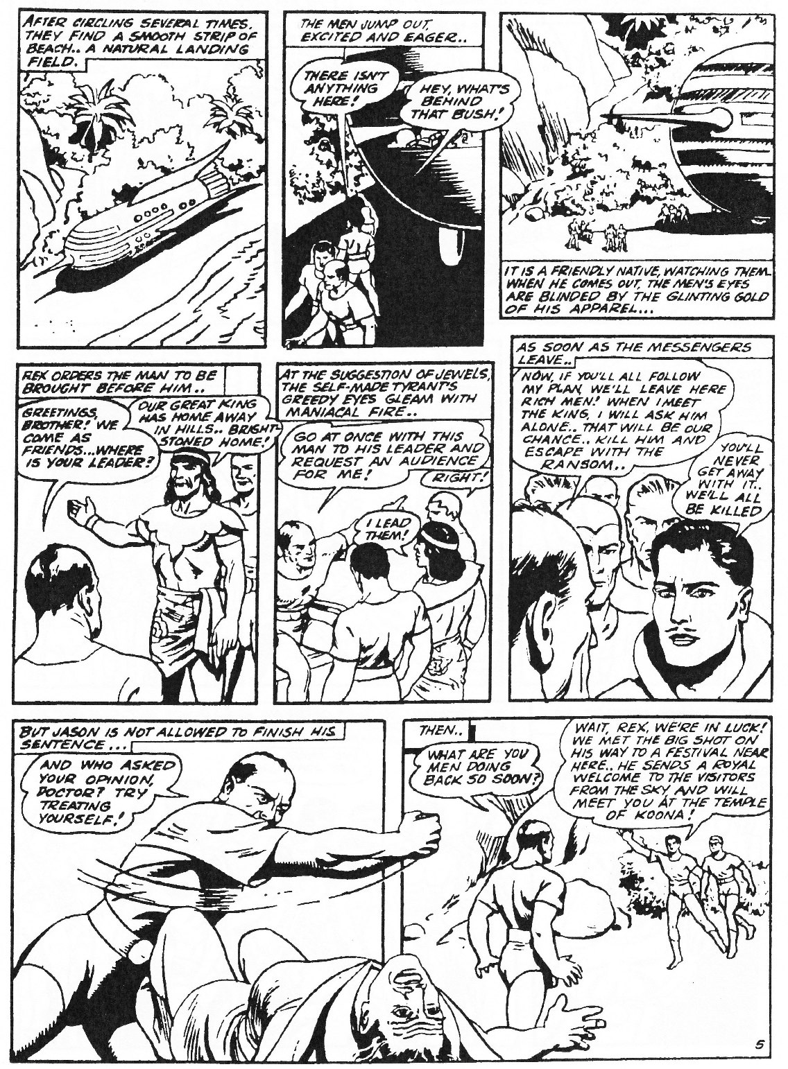 Read online Men of Mystery Comics comic -  Issue #81 - 173