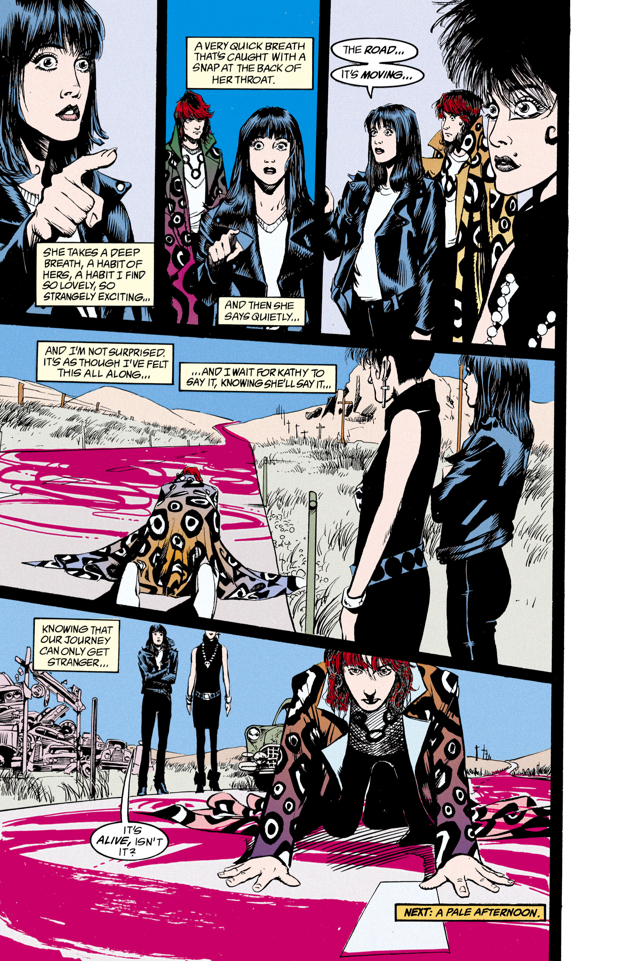 Shade, the Changing Man (1990) issue 21 - Page 25