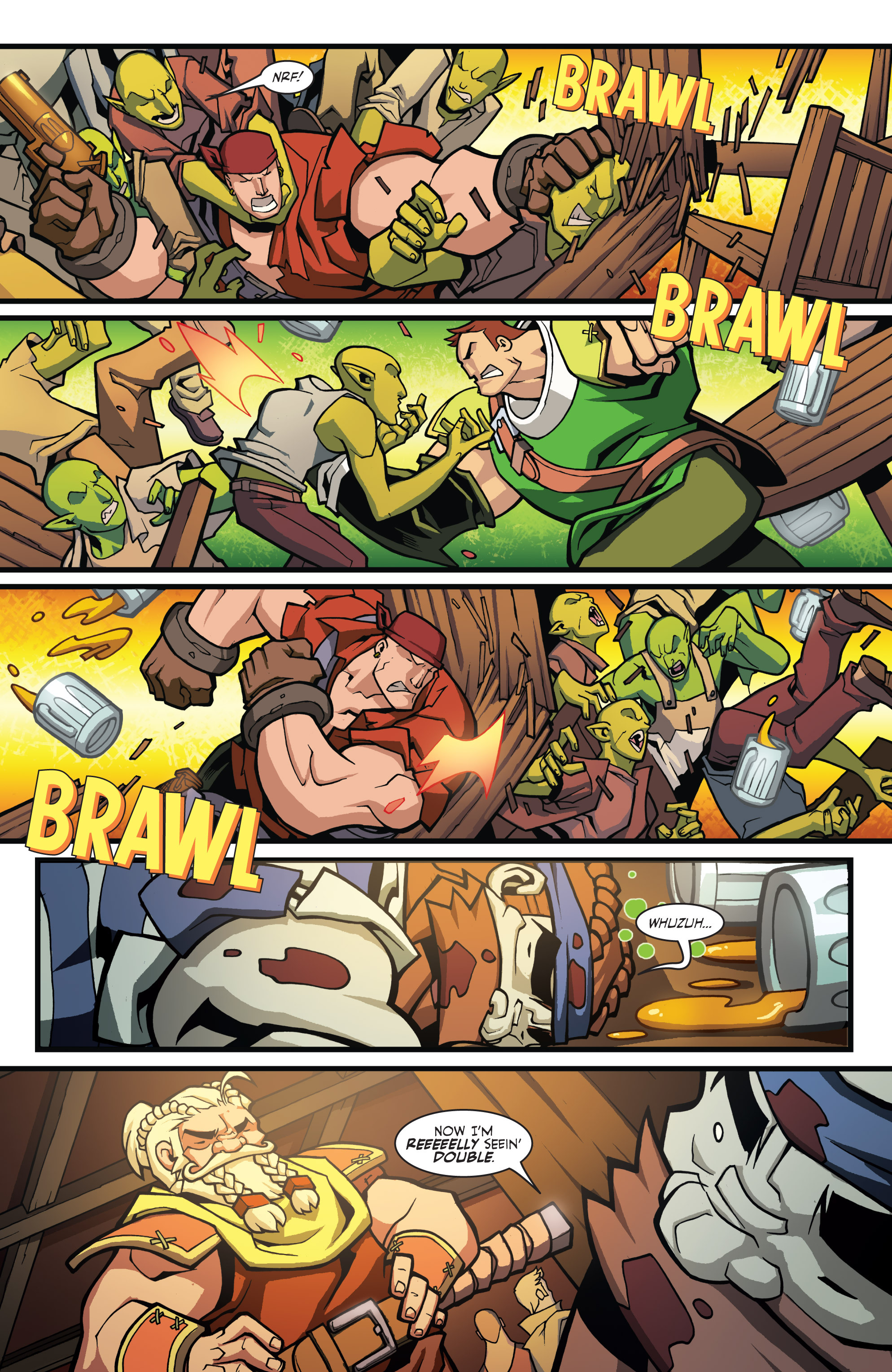 Read online Skullkickers comic -  Issue #23 - 14