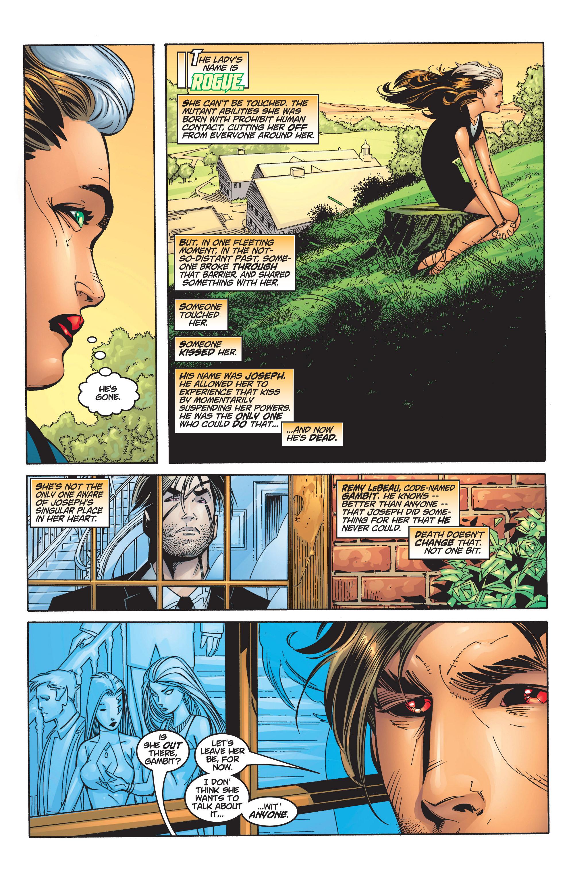 Read online Uncanny X-Men (1963) comic -  Issue #368 - 11