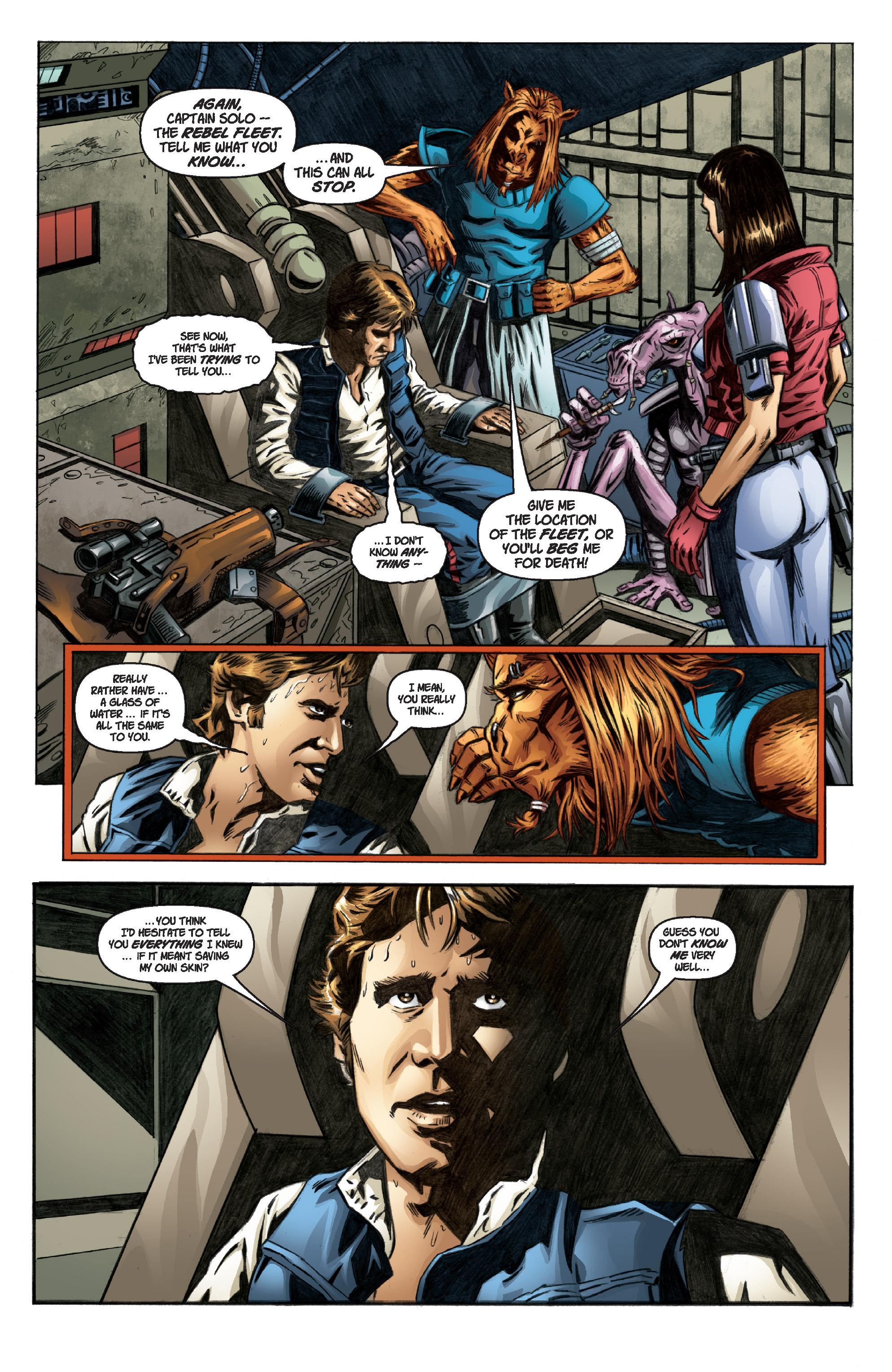 Read online Star Wars Omnibus comic -  Issue # Vol. 17 - 355