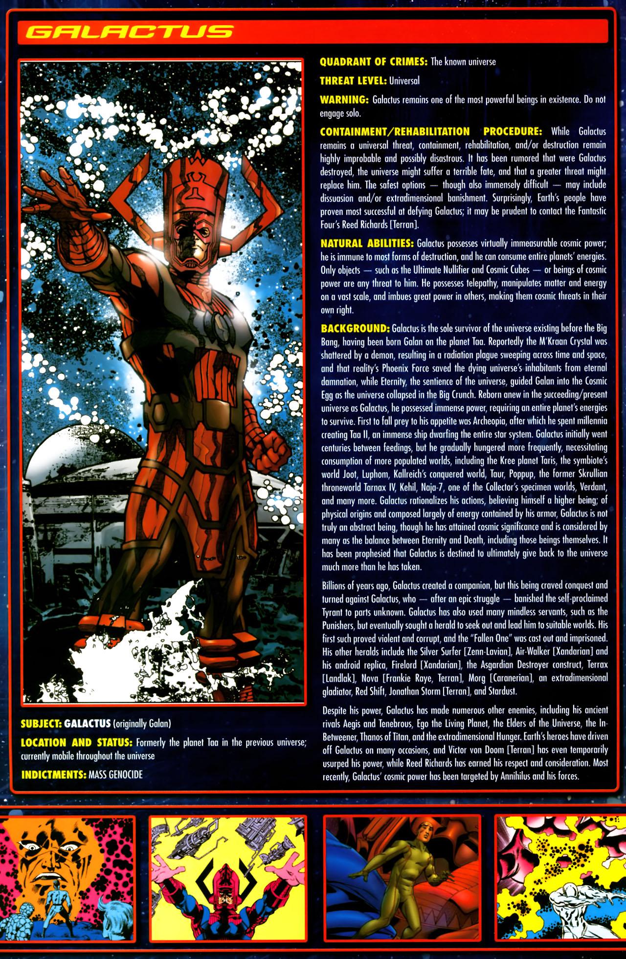 Read online Annihilation:  The  Nova Corps Files comic -  Issue #Annihilation:  The  Nova Corps Files Full - 16
