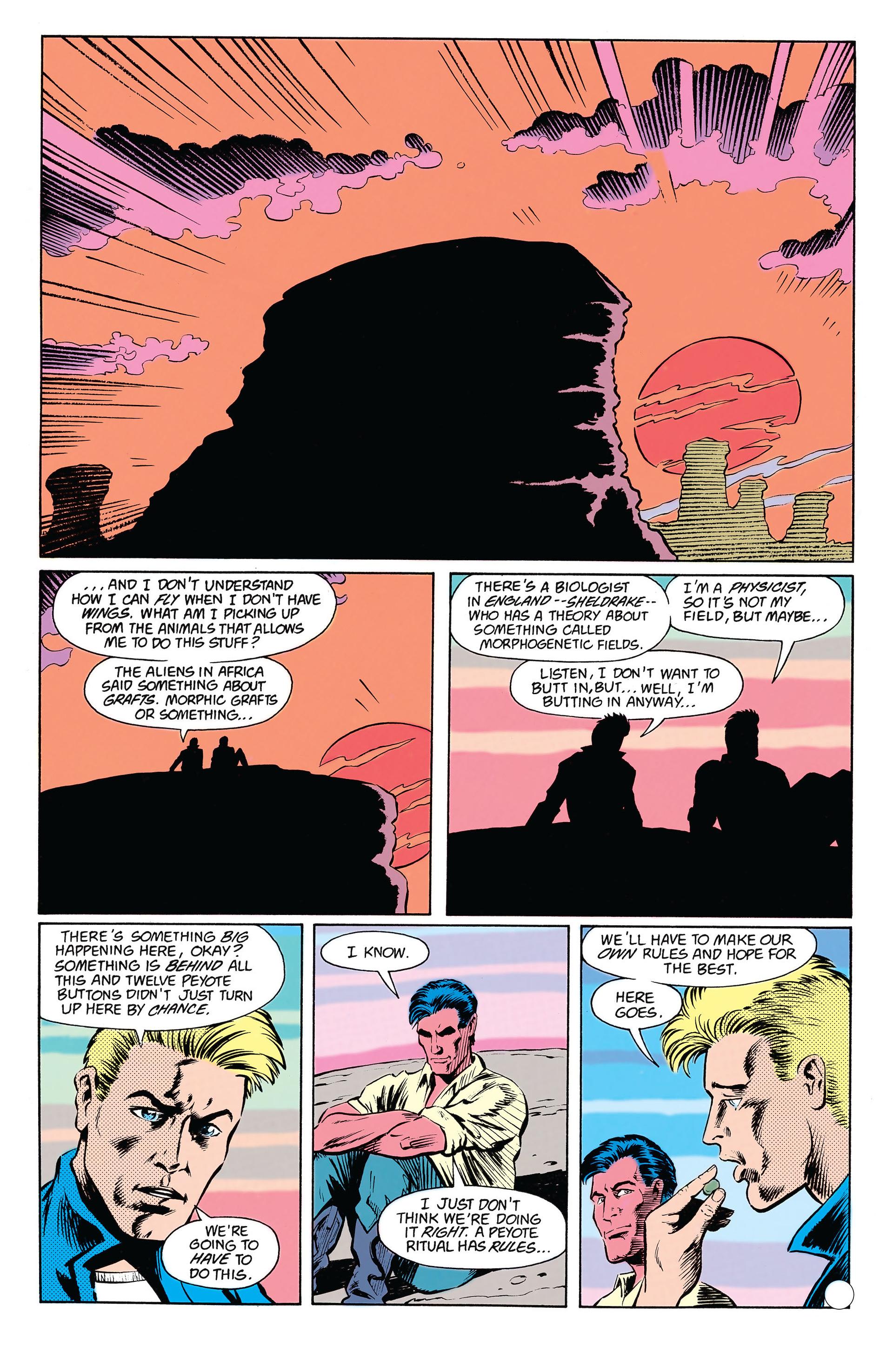 Read online Animal Man (1988) comic -  Issue #18 - 12
