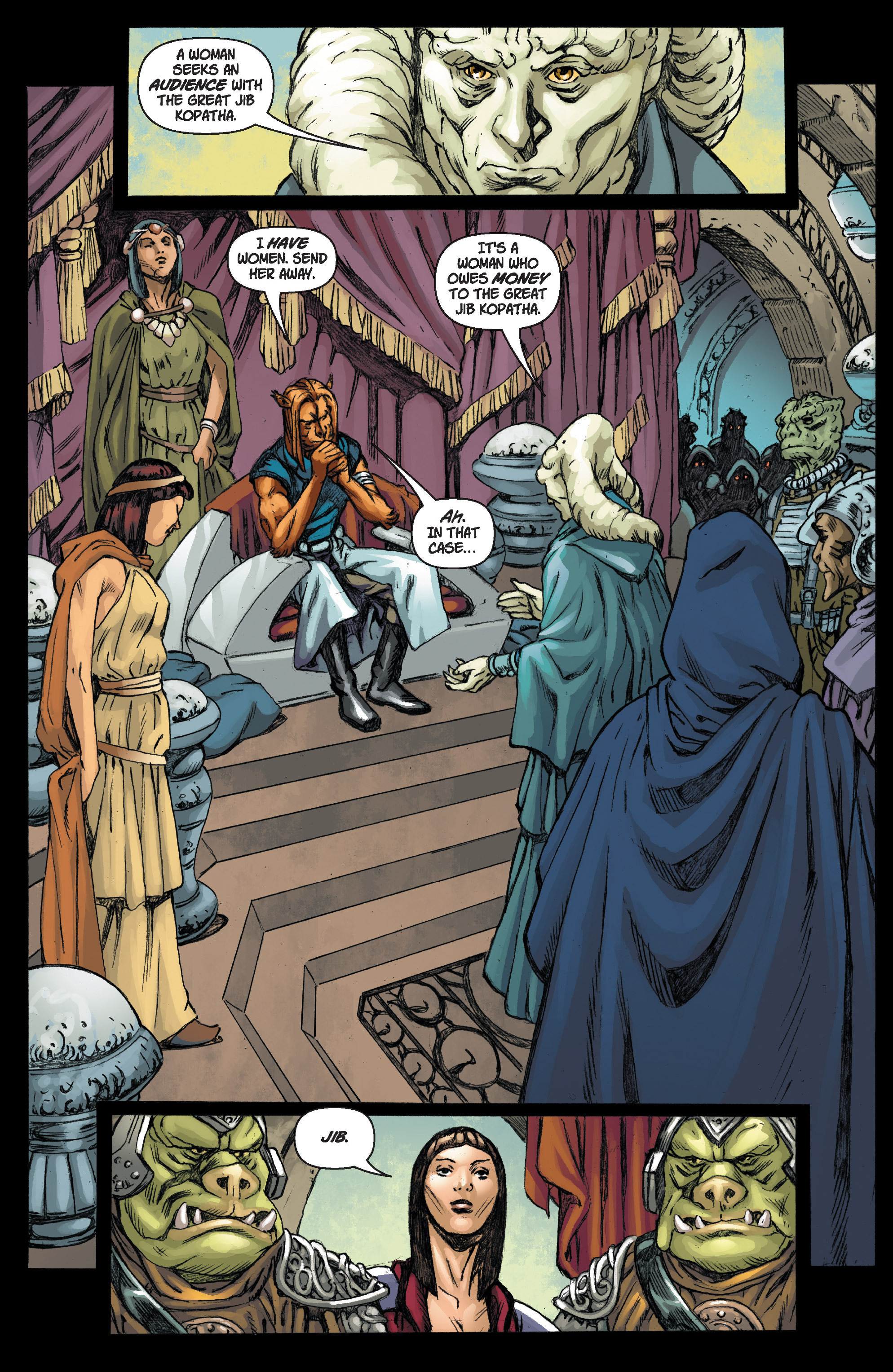 Read online Star Wars Omnibus comic -  Issue # Vol. 17 - 343