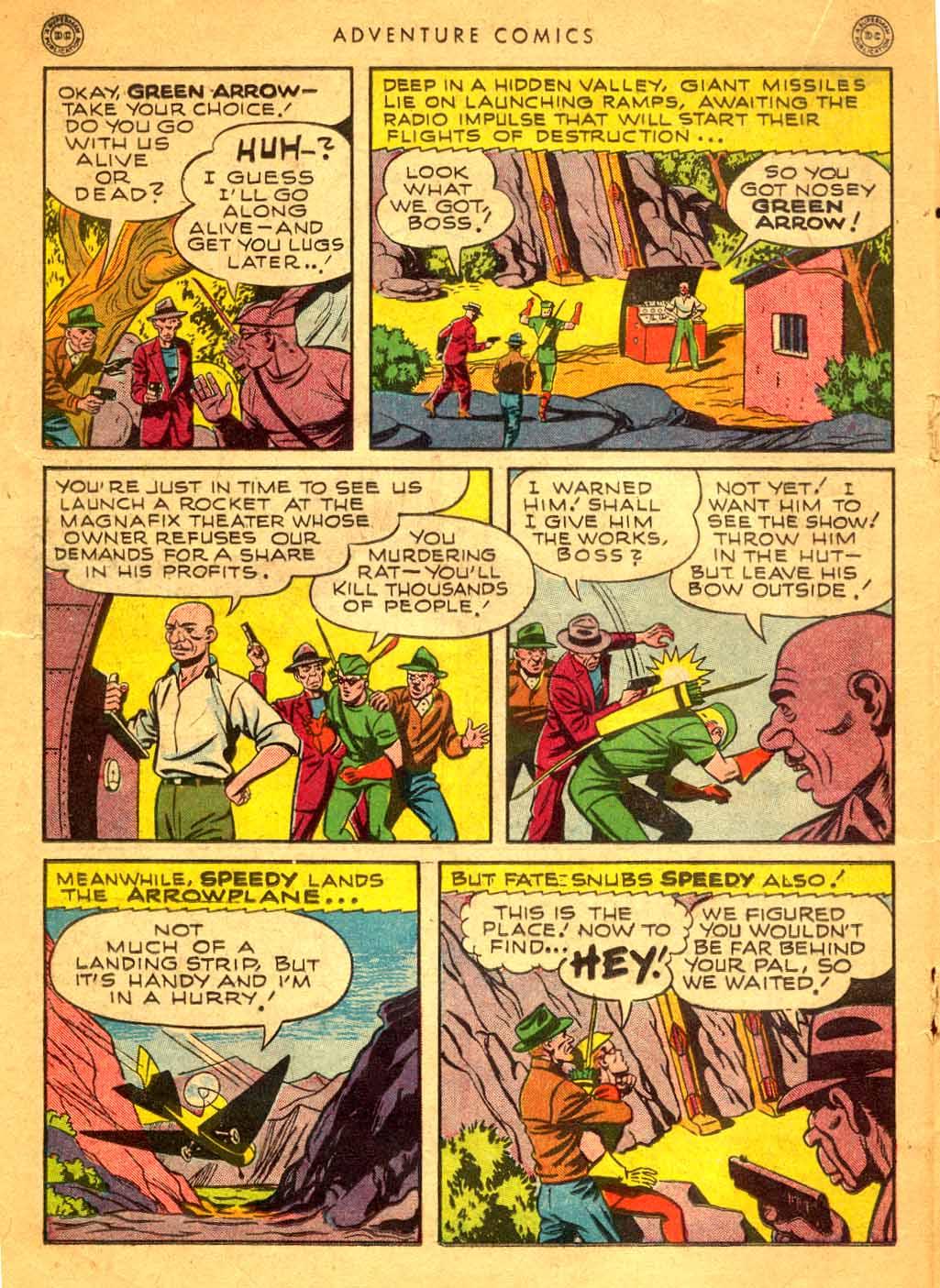 Read online Adventure Comics (1938) comic -  Issue #121 - 25