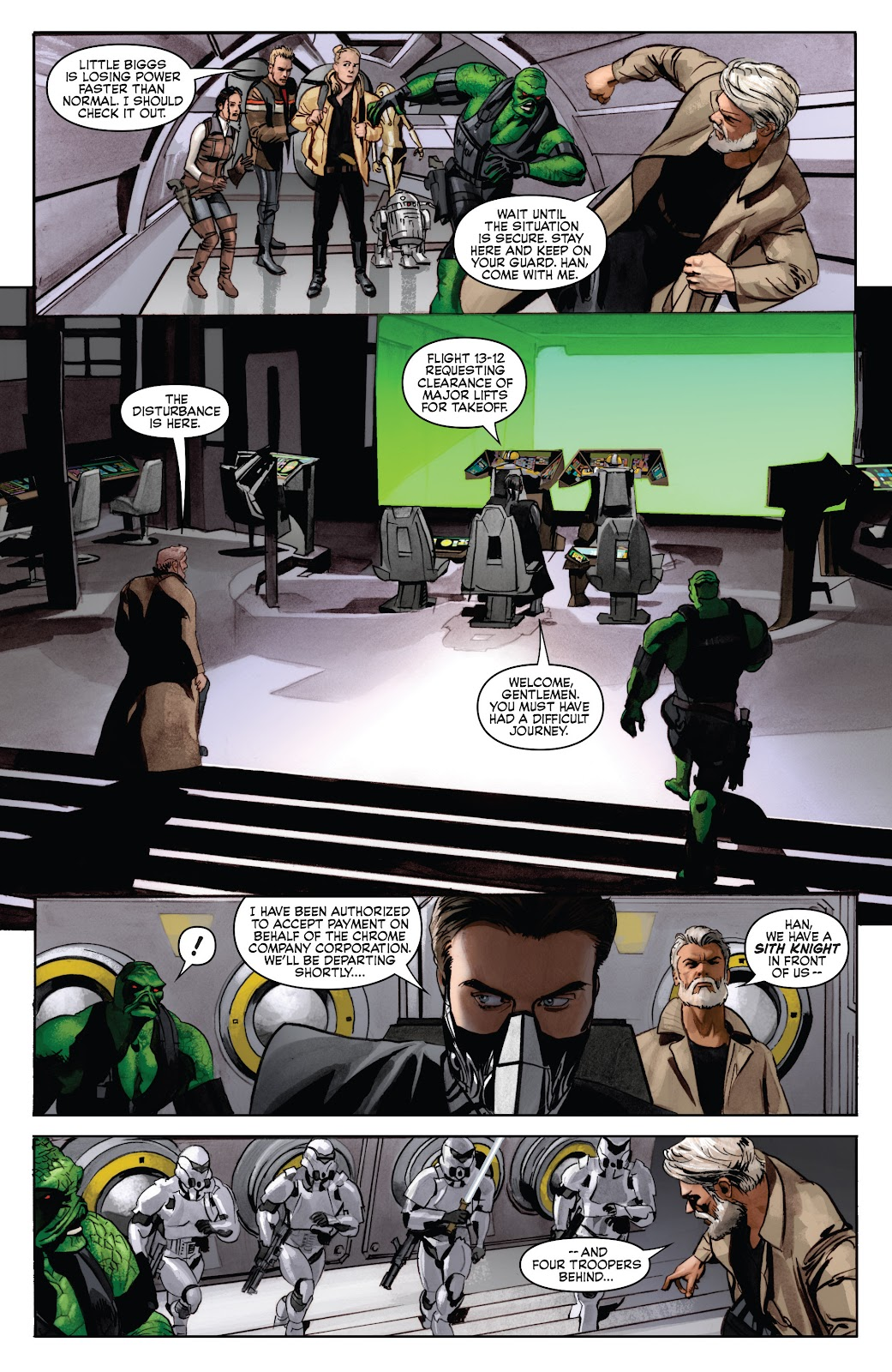 Read online Star Wars Legends: Infinities - Epic Collection comic -  Issue # TPB (Part 4) - 97