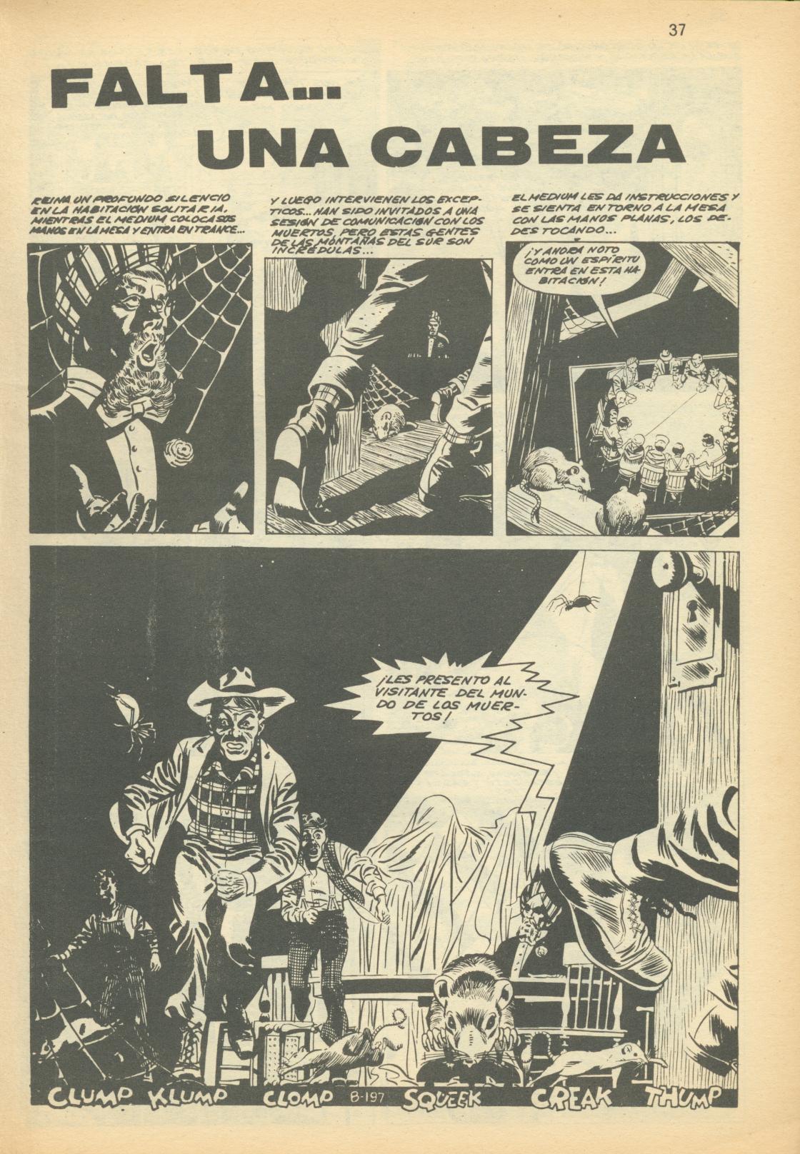 Read online Adventures into Weird Worlds comic -  Issue #12 - 10