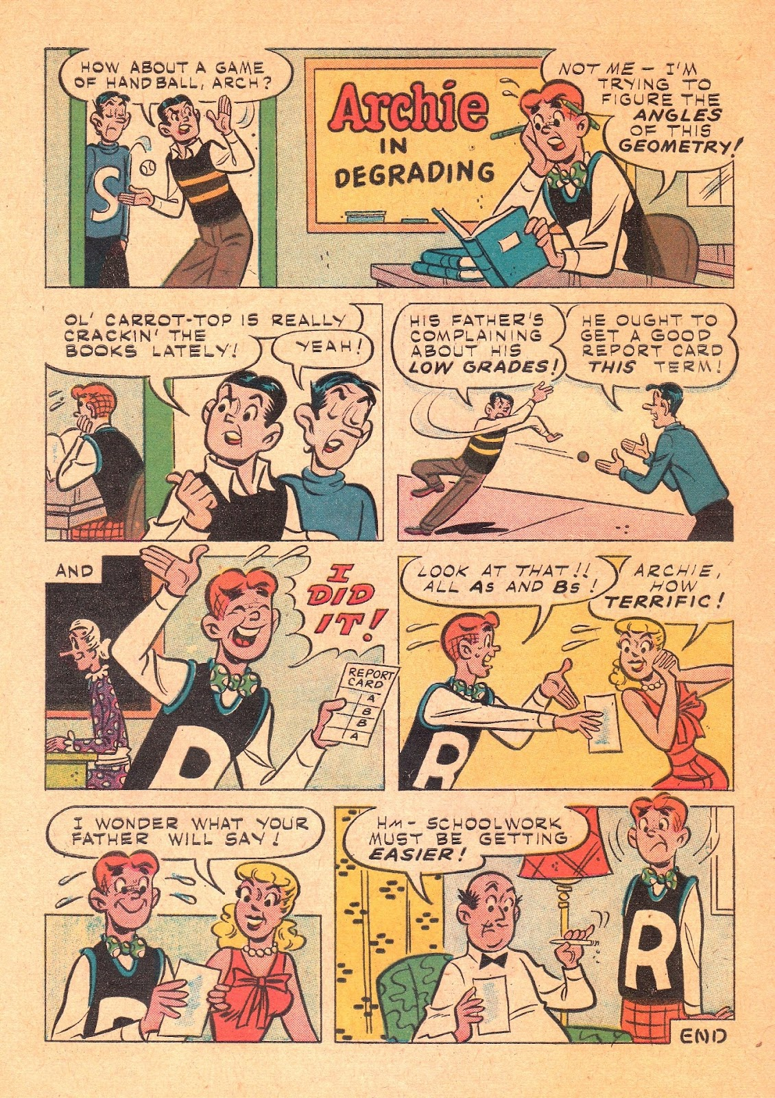Archie Comics issue 094 - Page 30