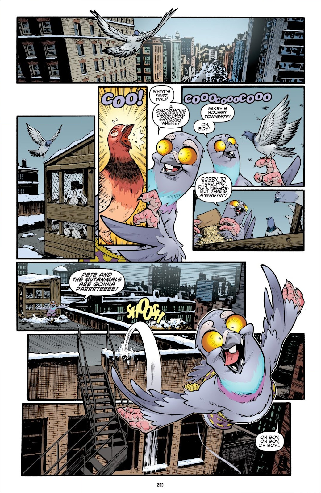 Read online Teenage Mutant Ninja Turtles: The IDW Collection comic -  Issue # TPB 8 (Part 3) - 32