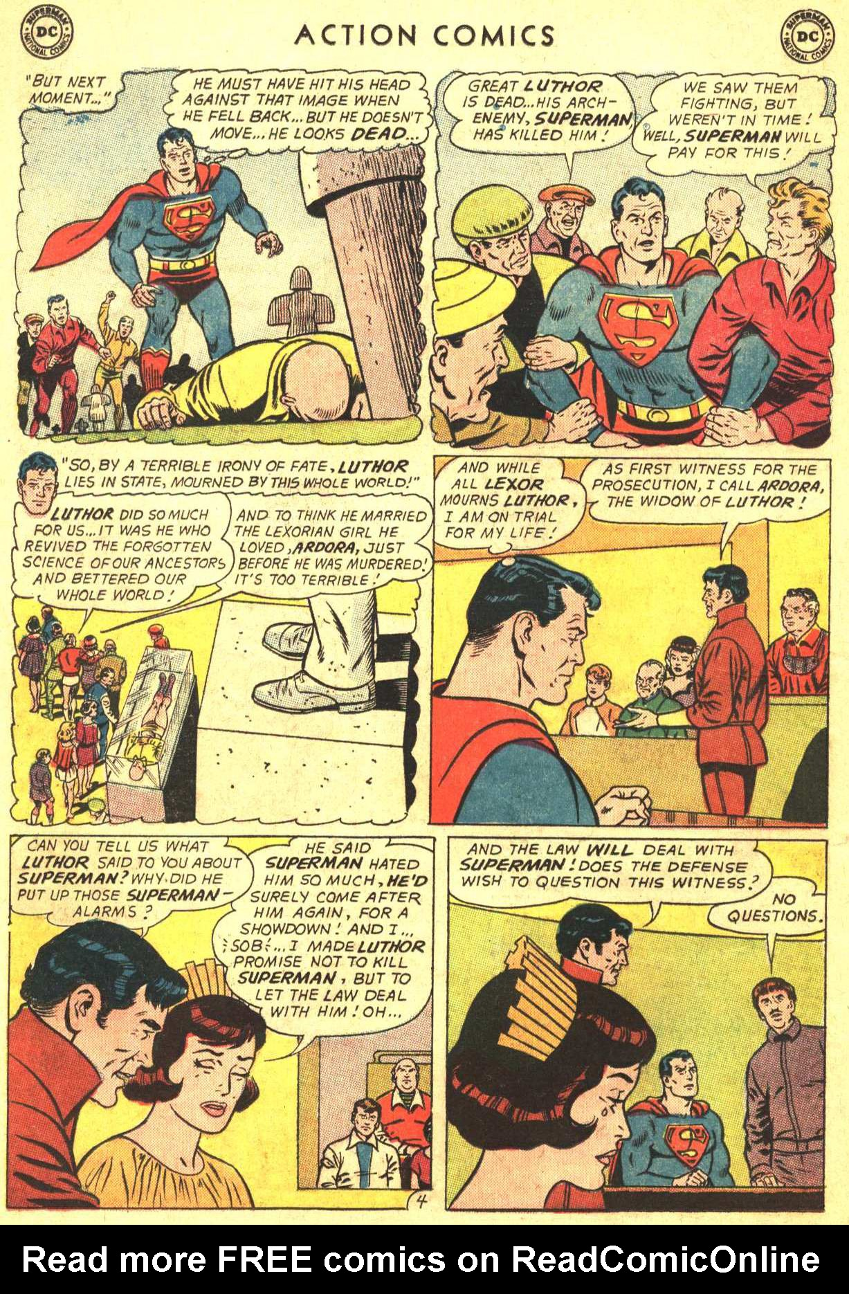 Read online Action Comics (1938) comic -  Issue #319 - 6