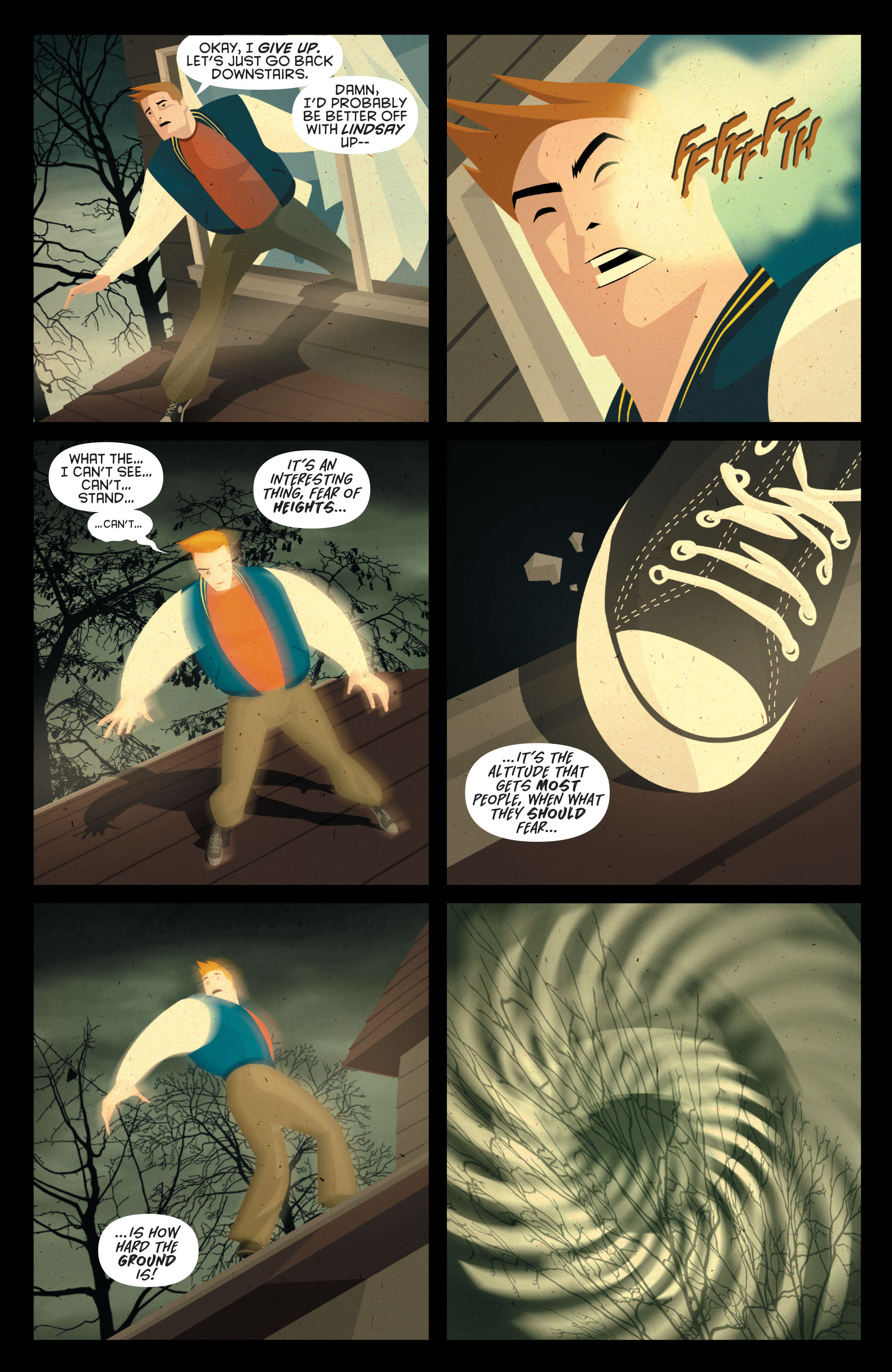 Read online Joker's Asylum: Scarecrow comic -  Issue # Full - 10
