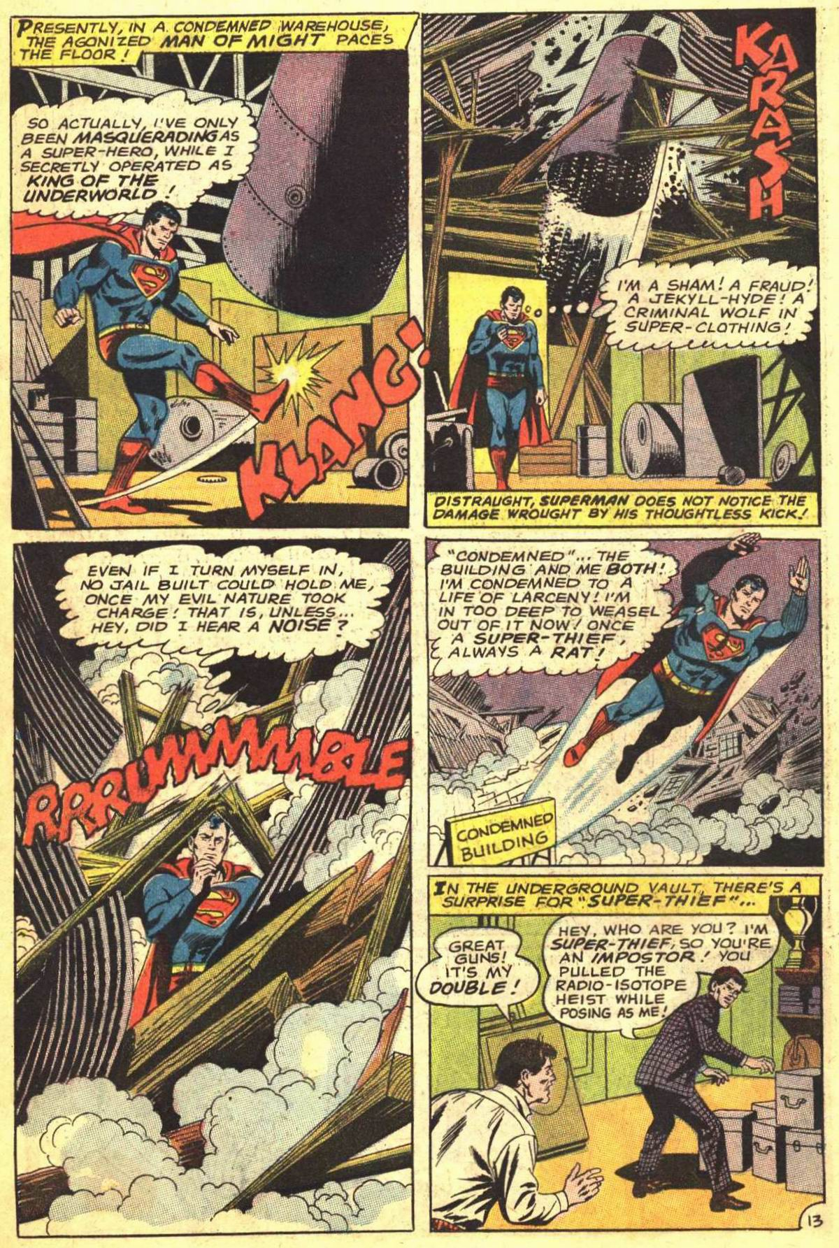 Read online Action Comics (1938) comic -  Issue #374 - 18