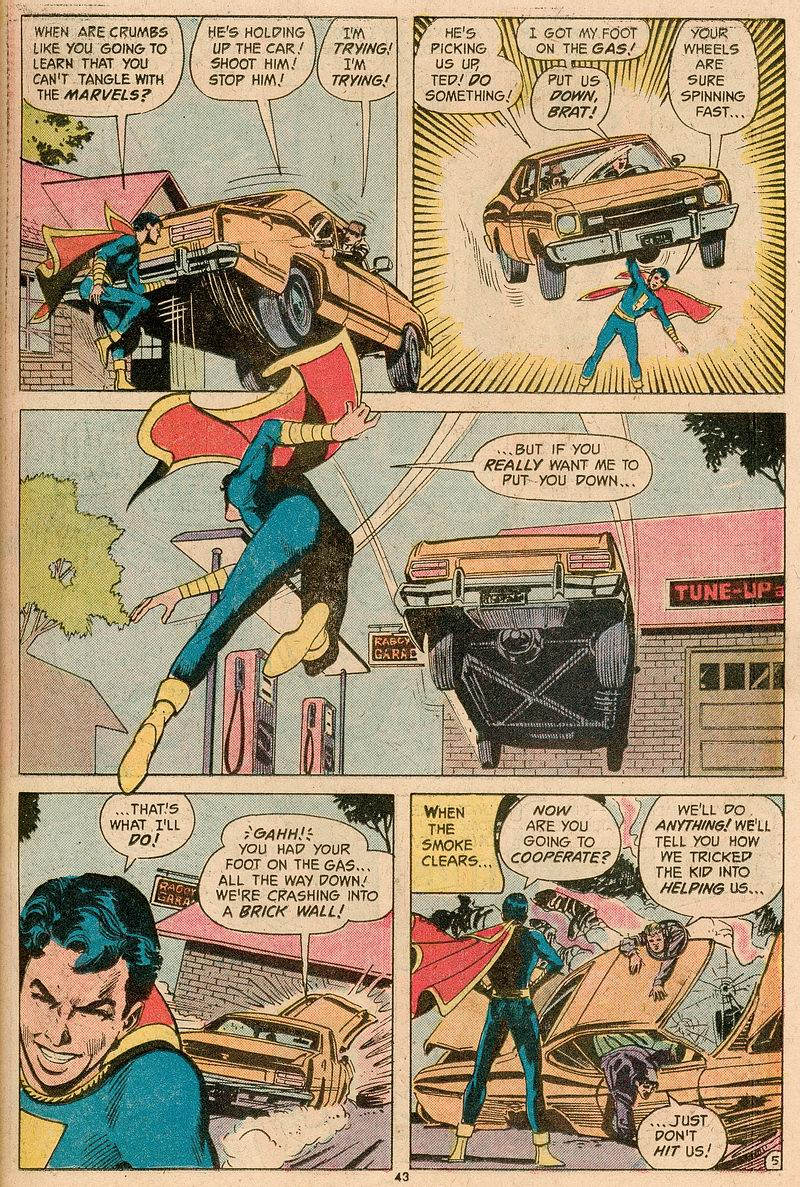 Read online Shazam! (1973) comic -  Issue #12 - 36