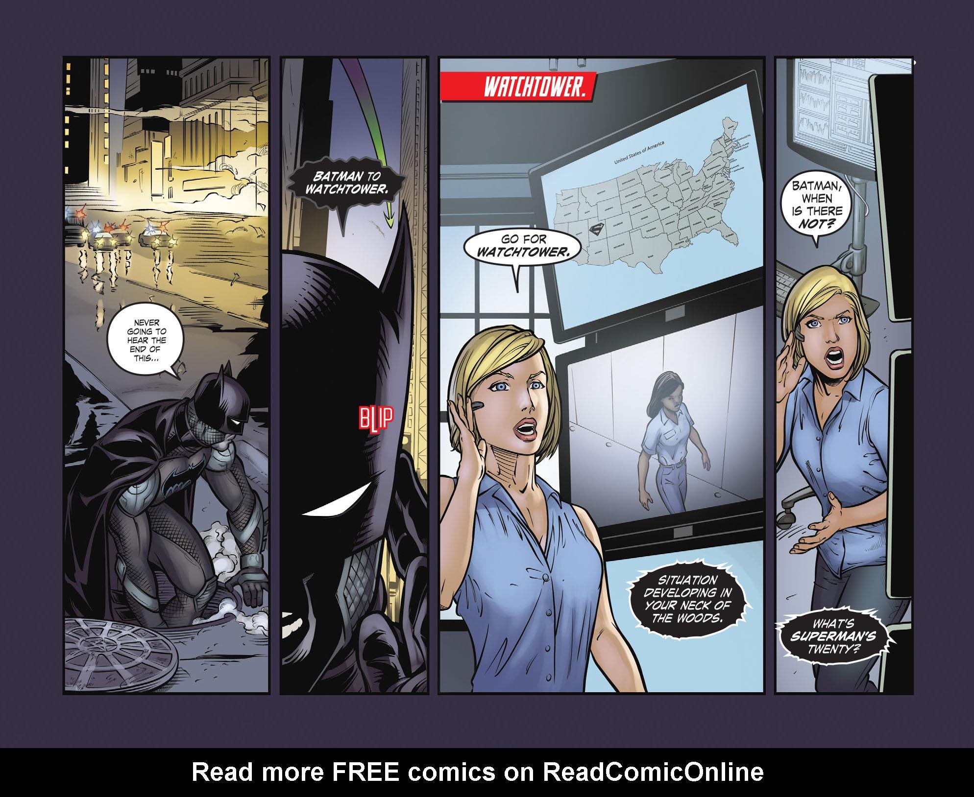 Read online Smallville: Season 11 comic -  Issue #32 - 13