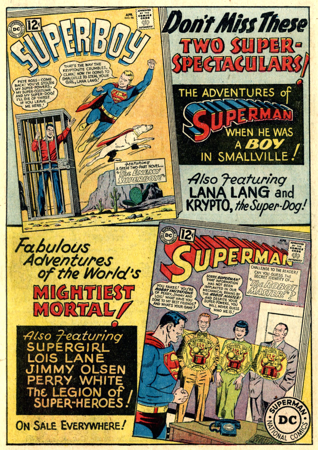 Action Comics (1938) 287 Page 14