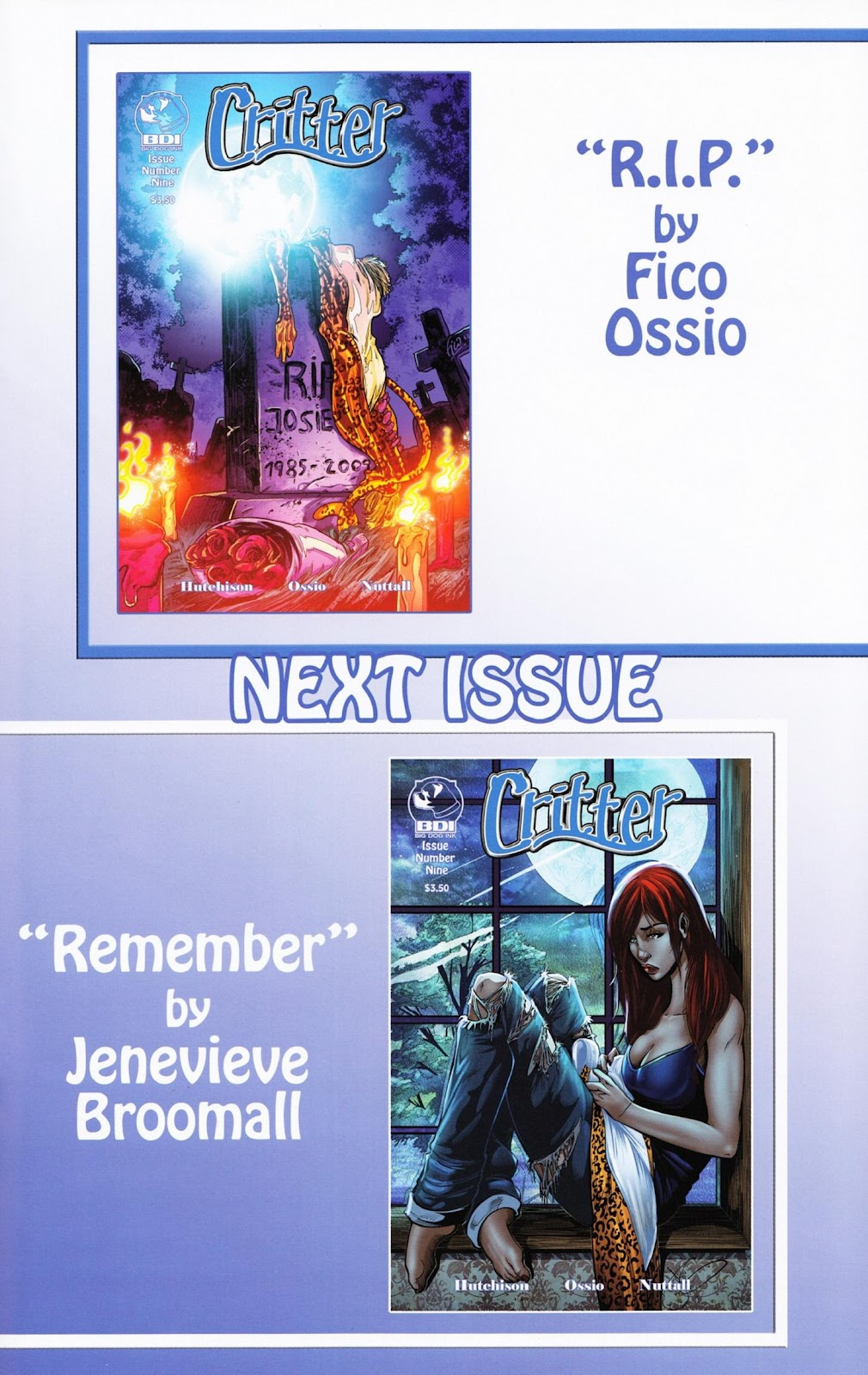 Read online Critter (2012) comic -  Issue #8 - 29