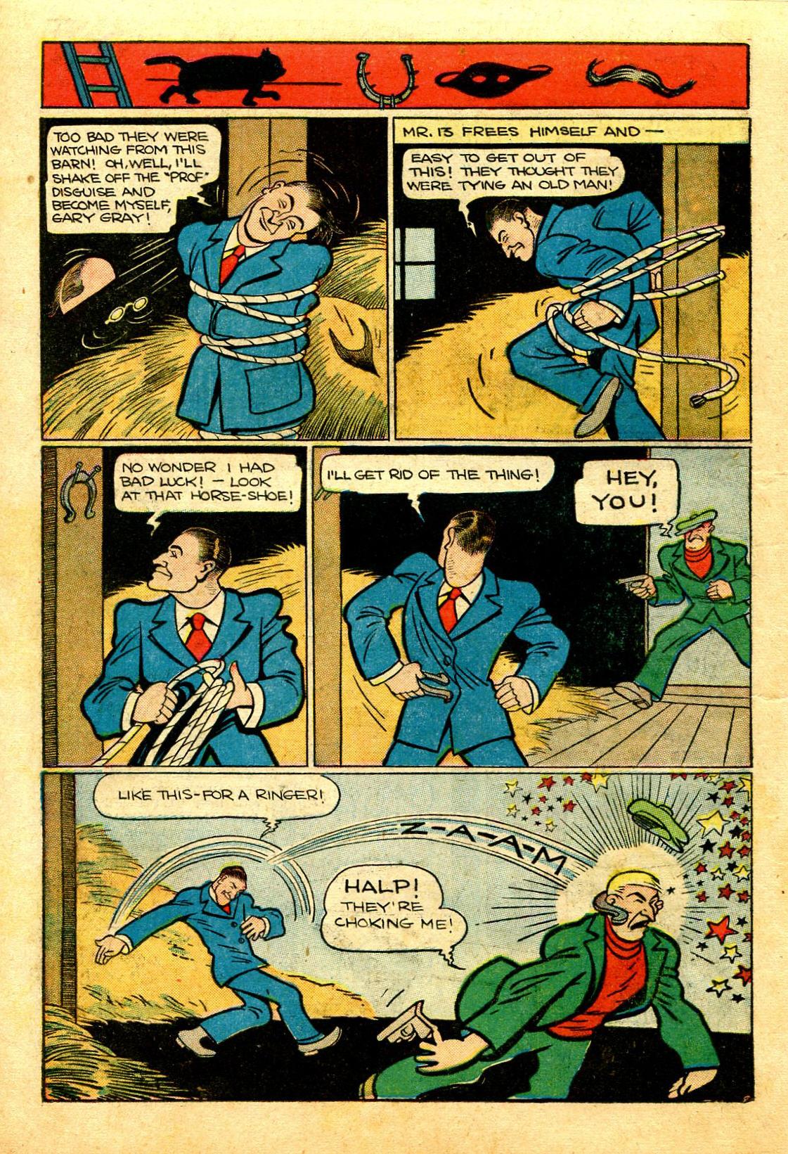 Read online Shadow Comics comic -  Issue #43 - 26