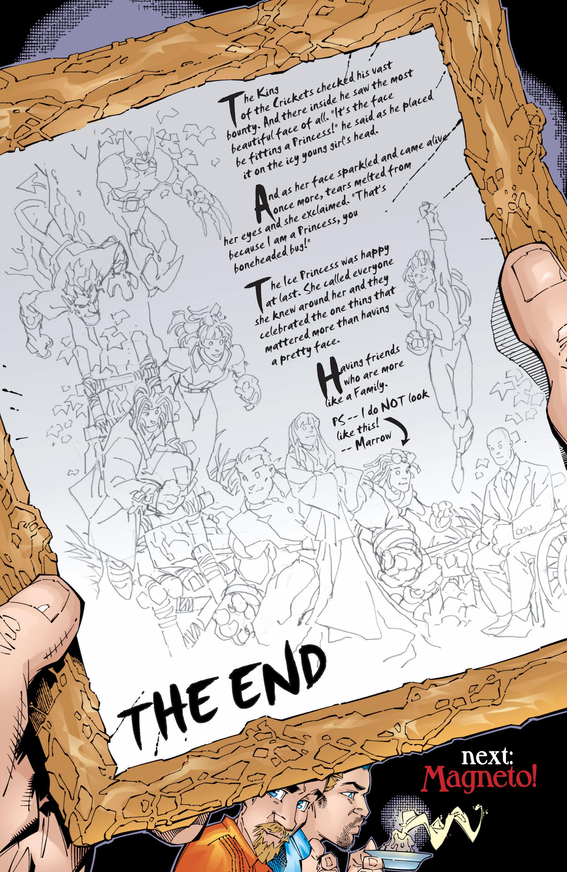 Read online Uncanny X-Men (1963) comic -  Issue #365 - 22