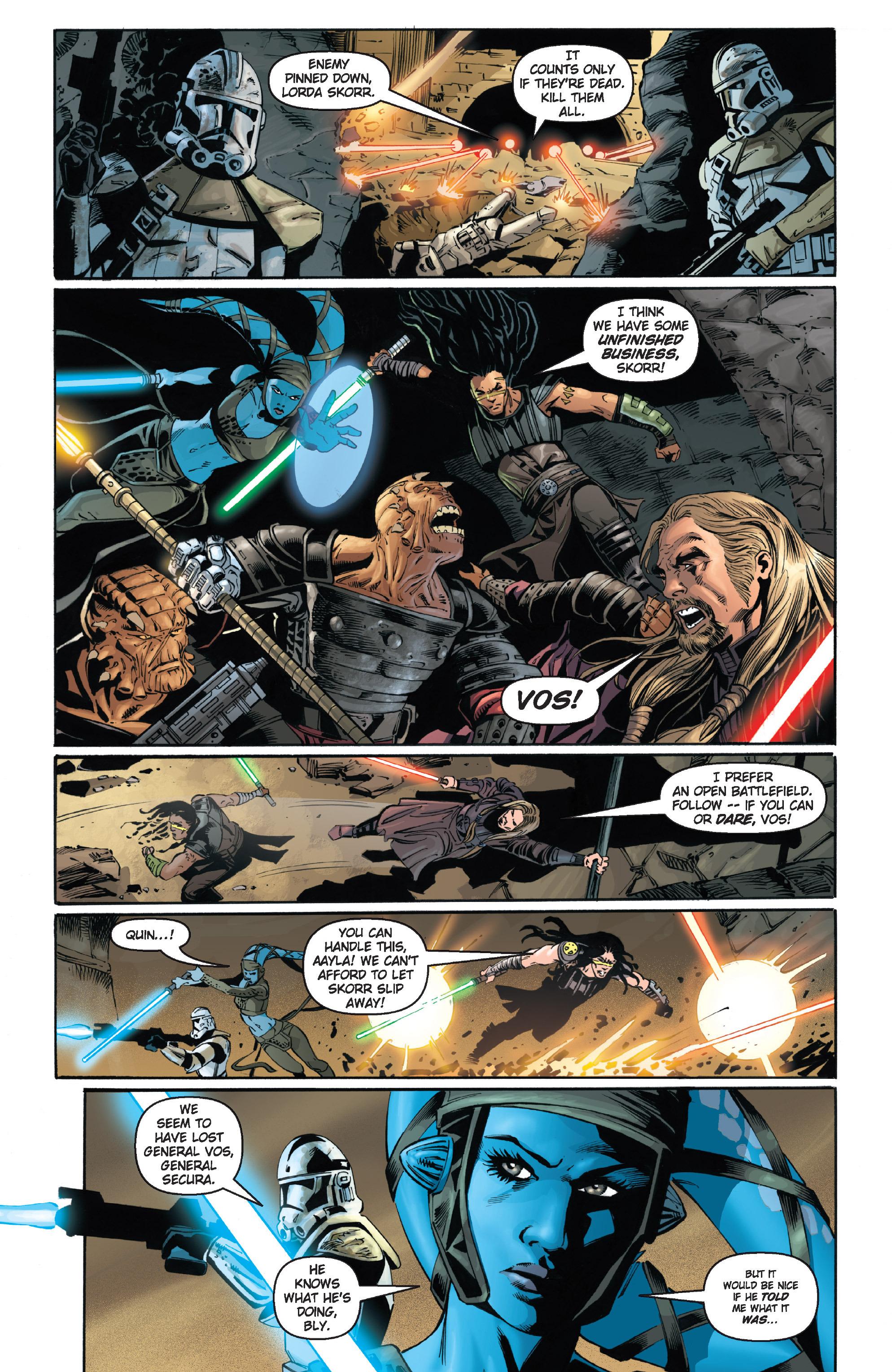 Read online Star Wars Omnibus comic -  Issue # Vol. 26 - 283