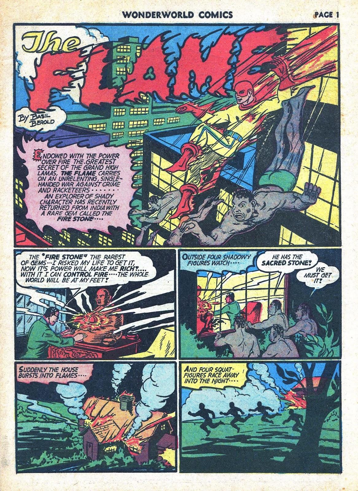 Wonderworld Comics issue 24 - Page 2