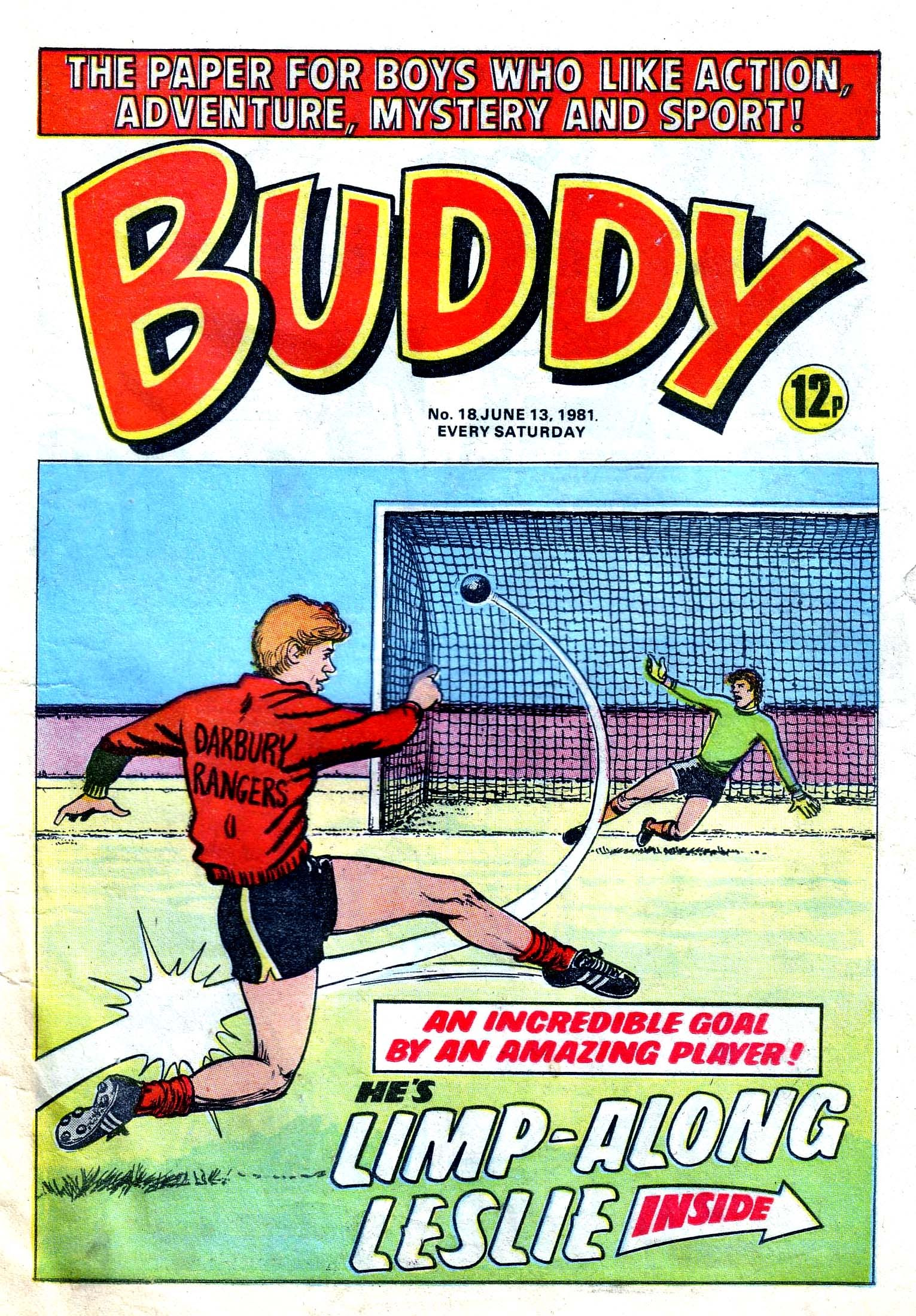 Buddy issue 18 - Page 1