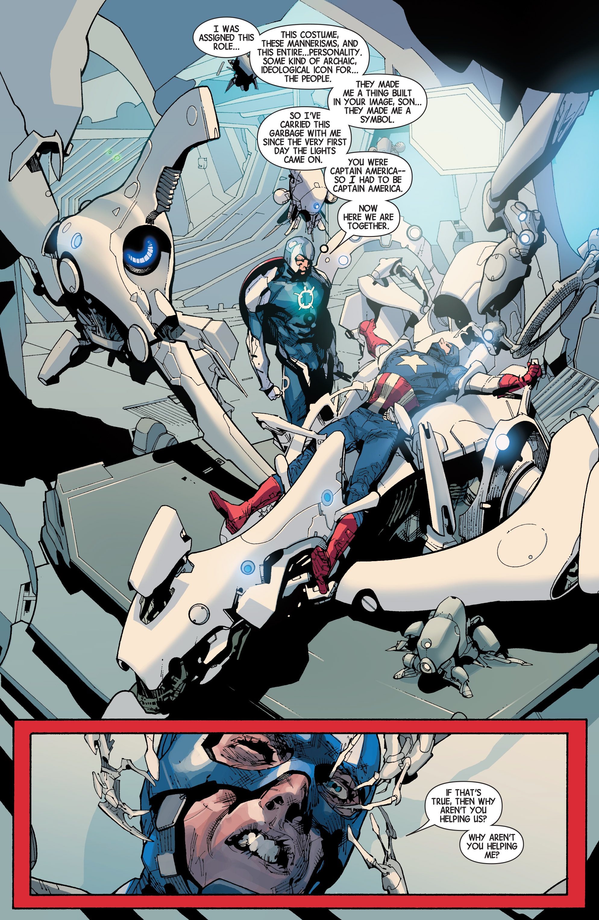 Read online Avengers (2013) comic -  Issue #Avengers (2013) _TPB 6 - 65