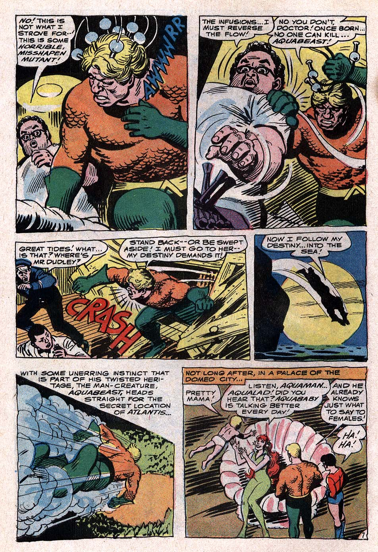Read online Aquaman (1962) comic -  Issue #34 - 10